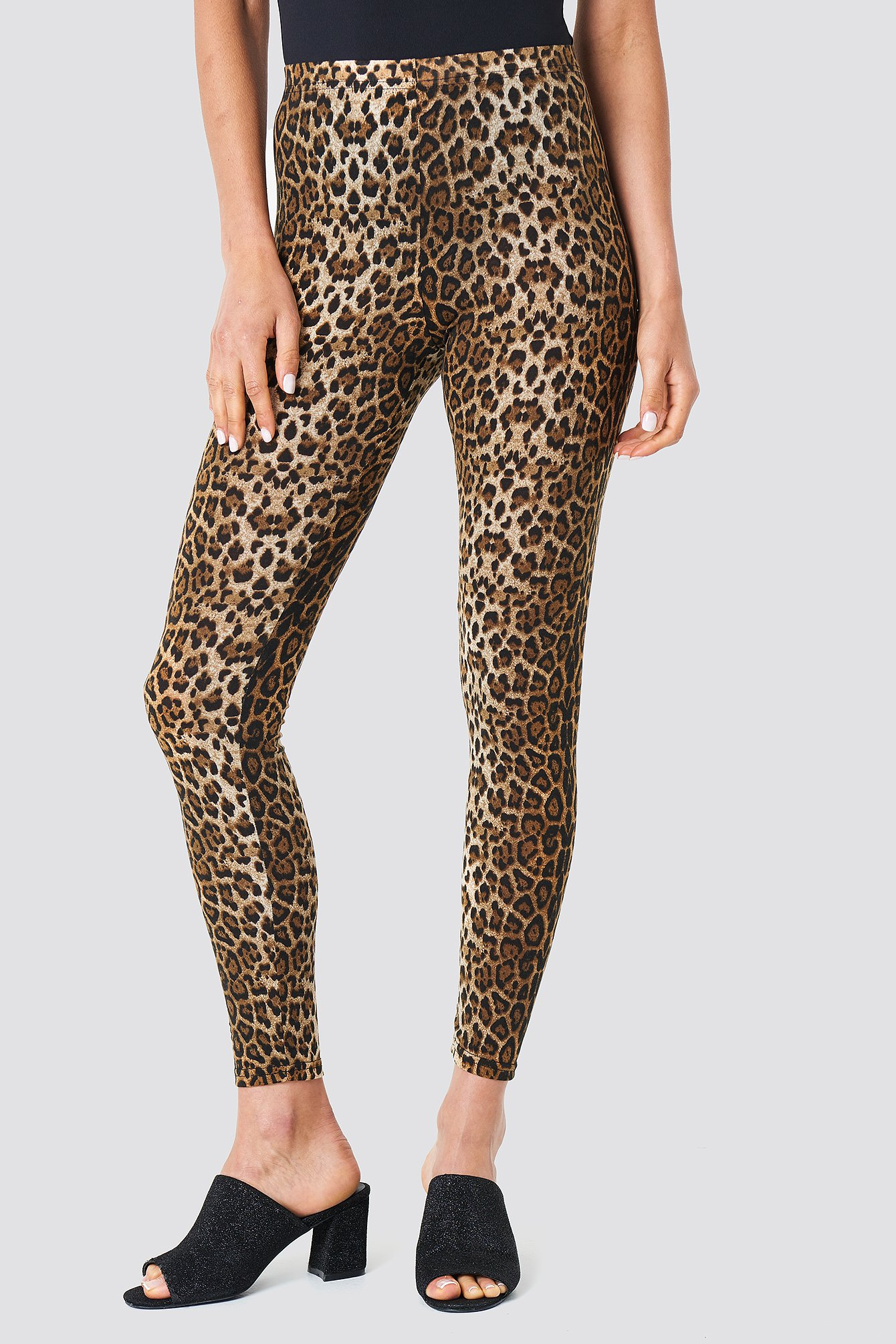 Leo Leggings NA-KD.COM