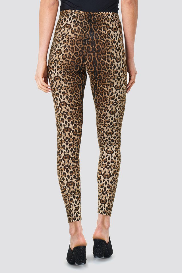Leo Leggings Leopard