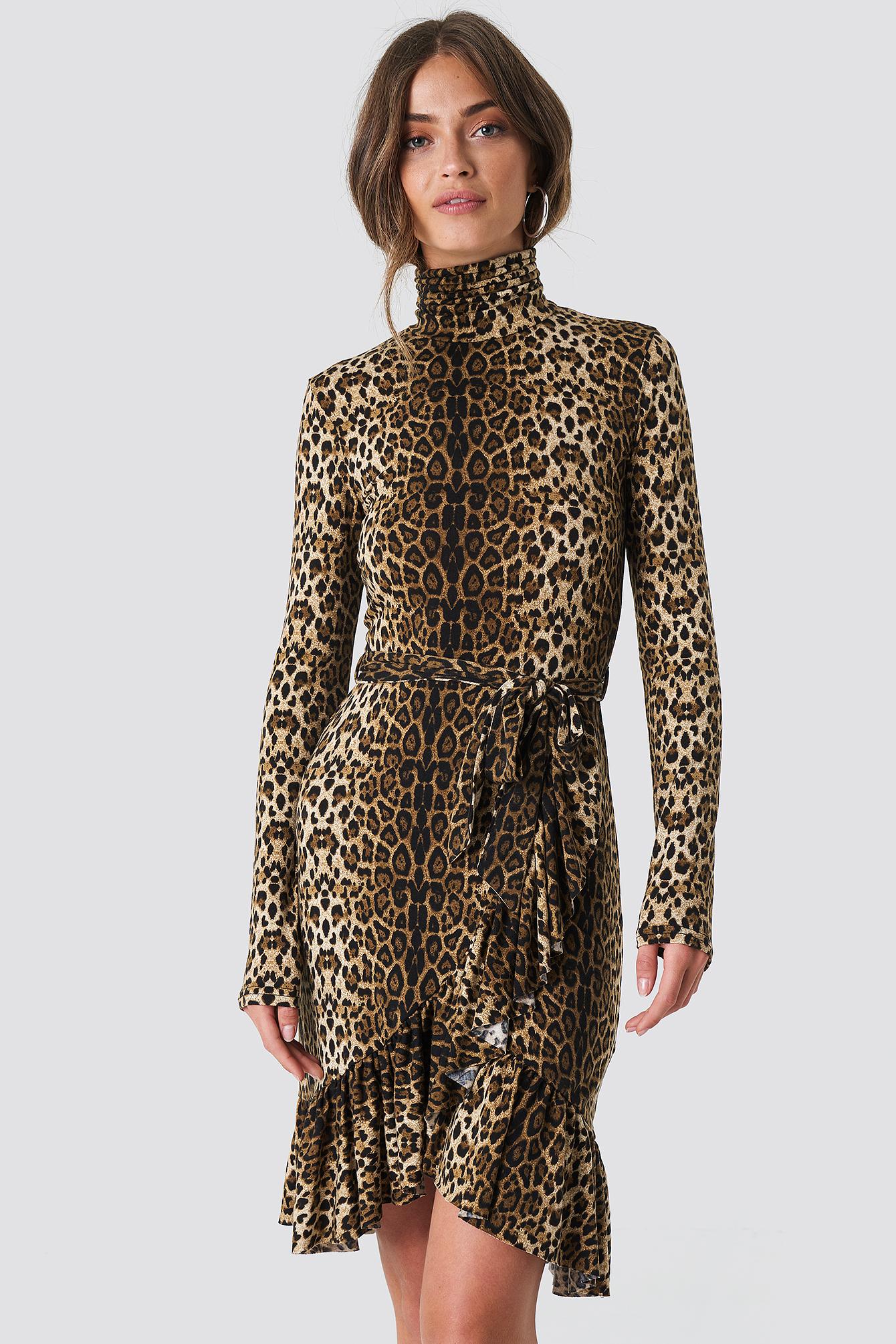 Leo Polo Dress NA-KD.COM
