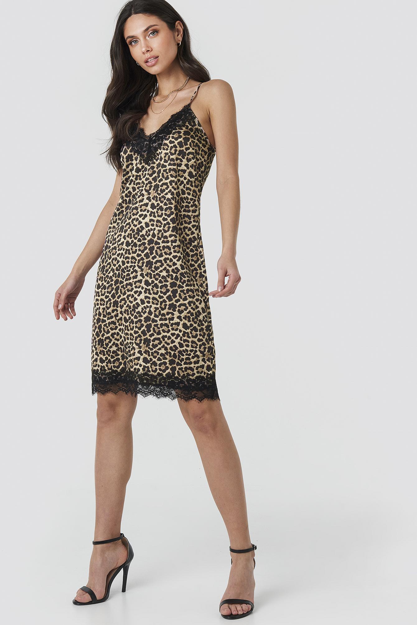 Leo Slip Dress NA-KD.COM