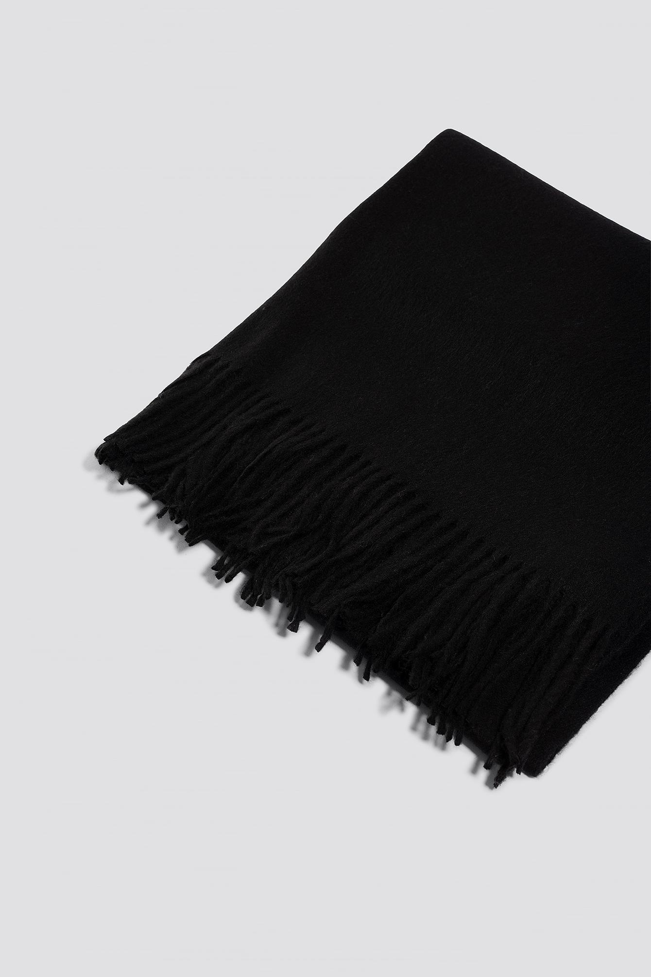 Light Wool Blend Scarf NA-KD.COM