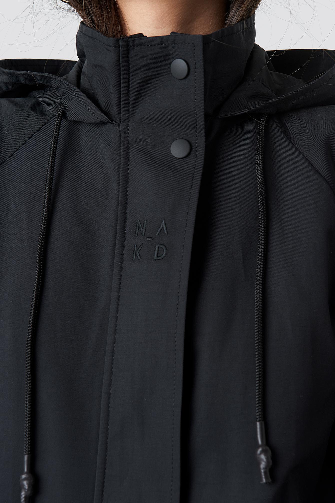 Lightweight Hooded Parka NA-KD.COM