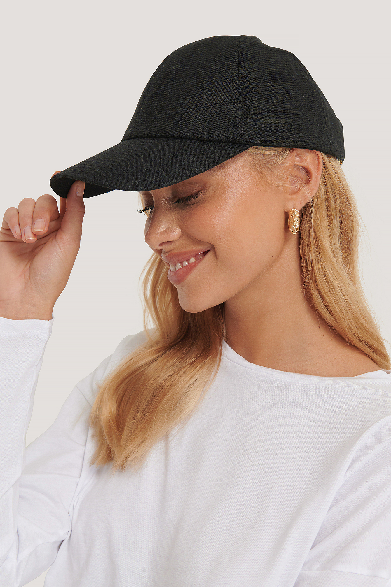 na-kd accessories -  Baseball-Cap - Black