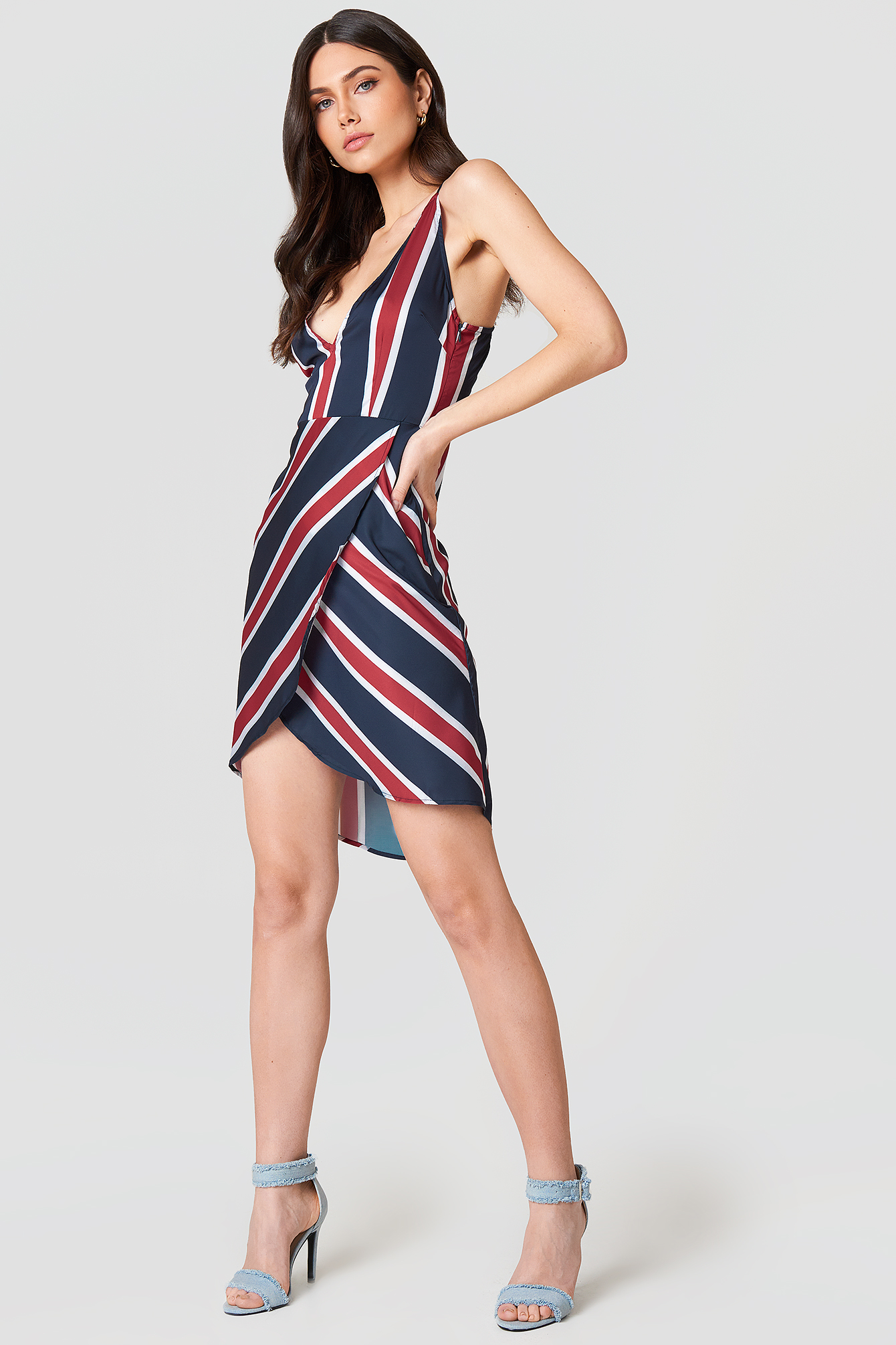 Overlapped Front Dress NA-KD.COM