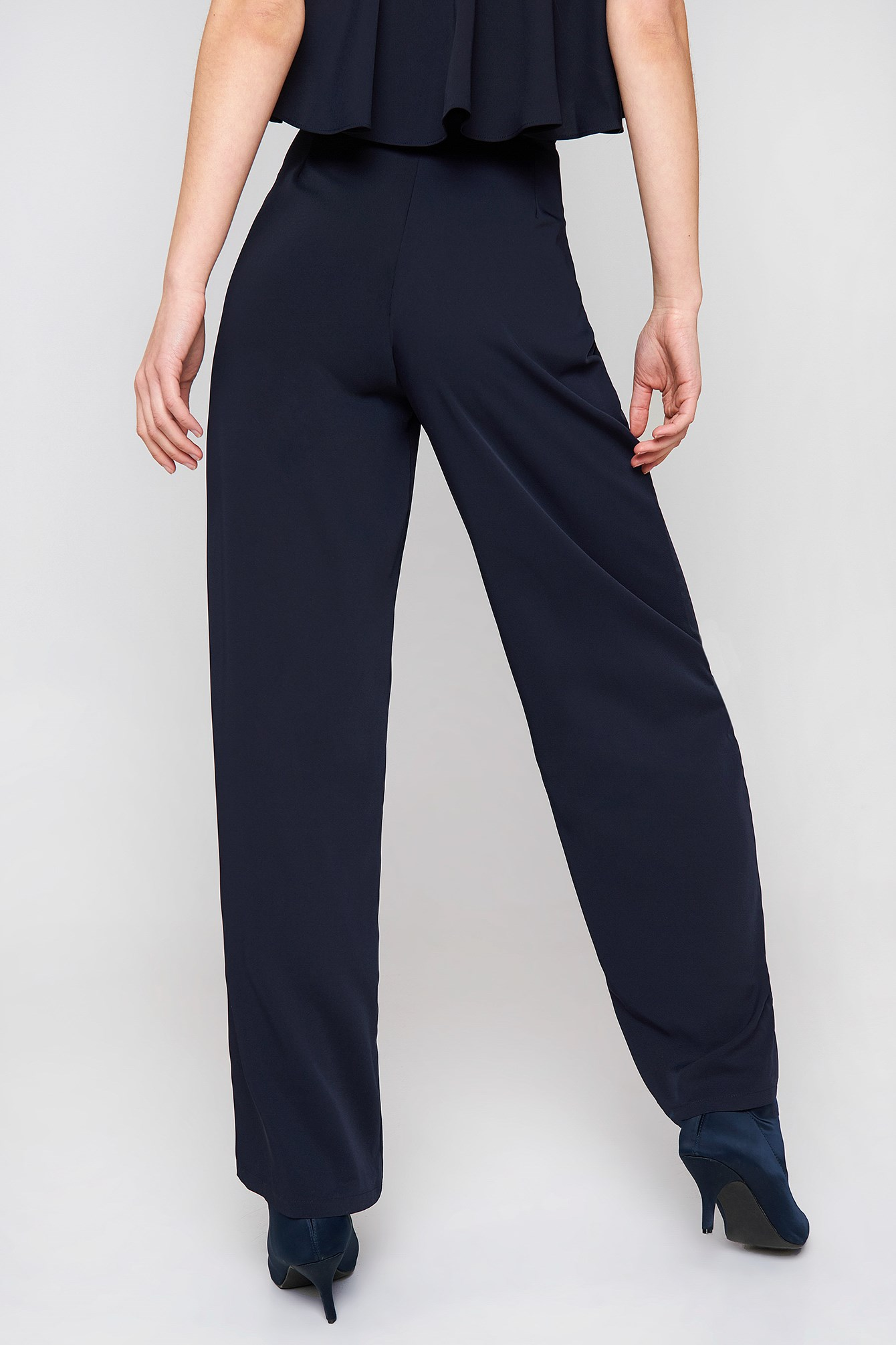 Solid Wide Pants NA-KD.COM