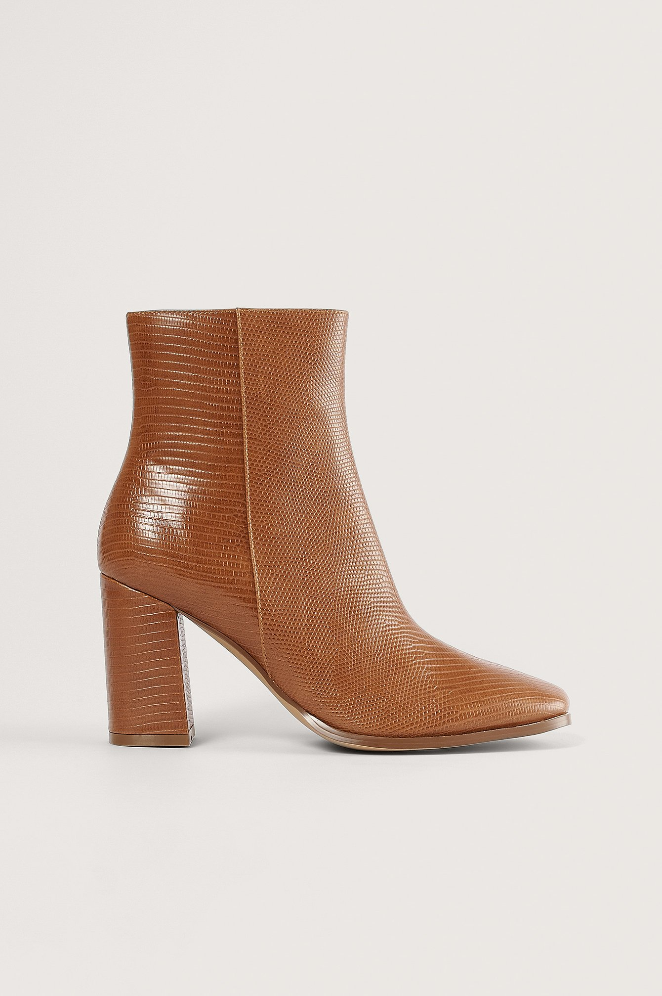 na-kd shoes -  Stiefel - Brown