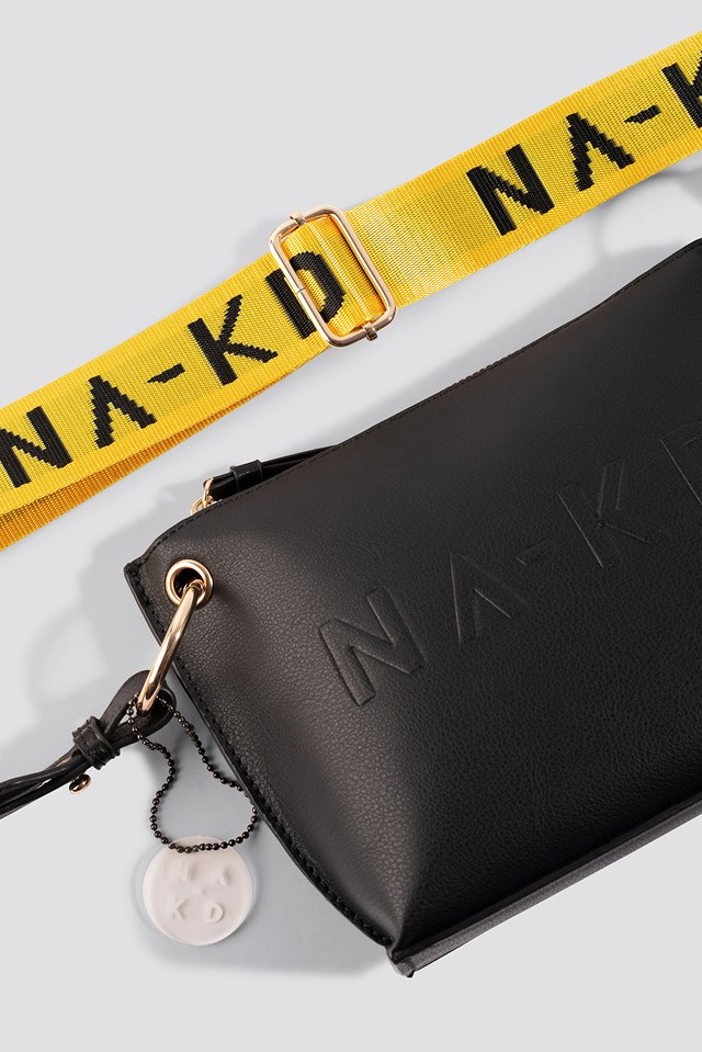 Logo Shoulderbag NA-KD.COM