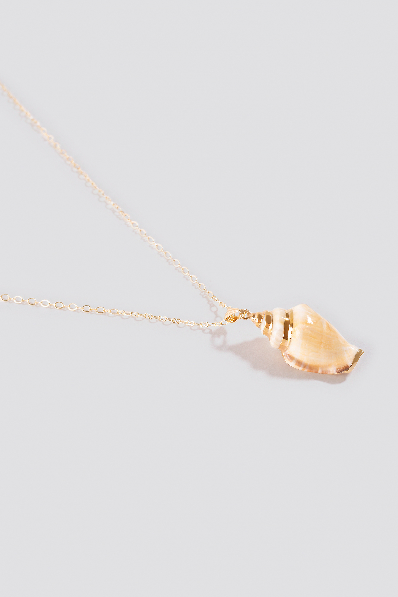 Long Shell Necklace NA-KD.COM