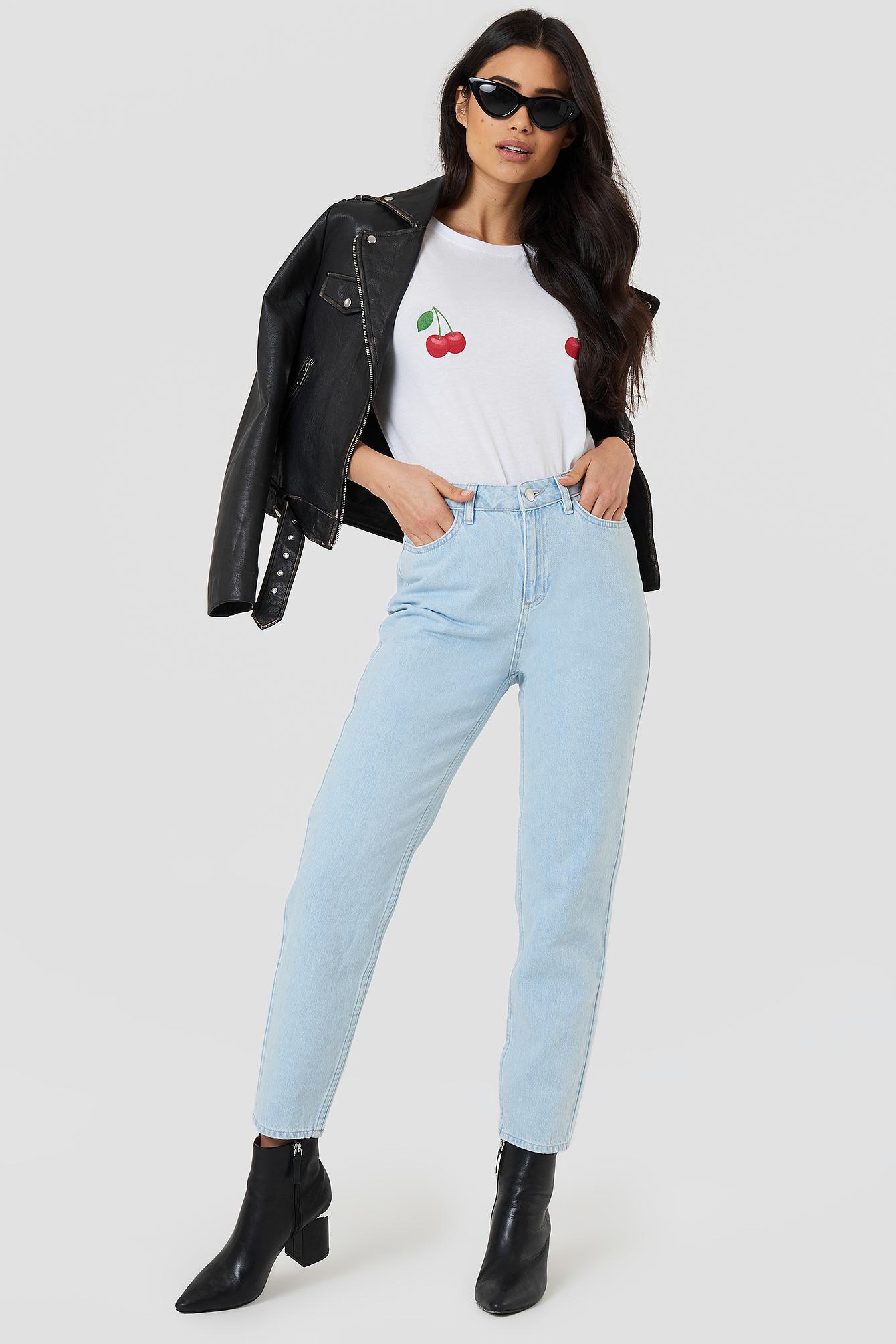 Loose Fit Jeans NA-KD.COM