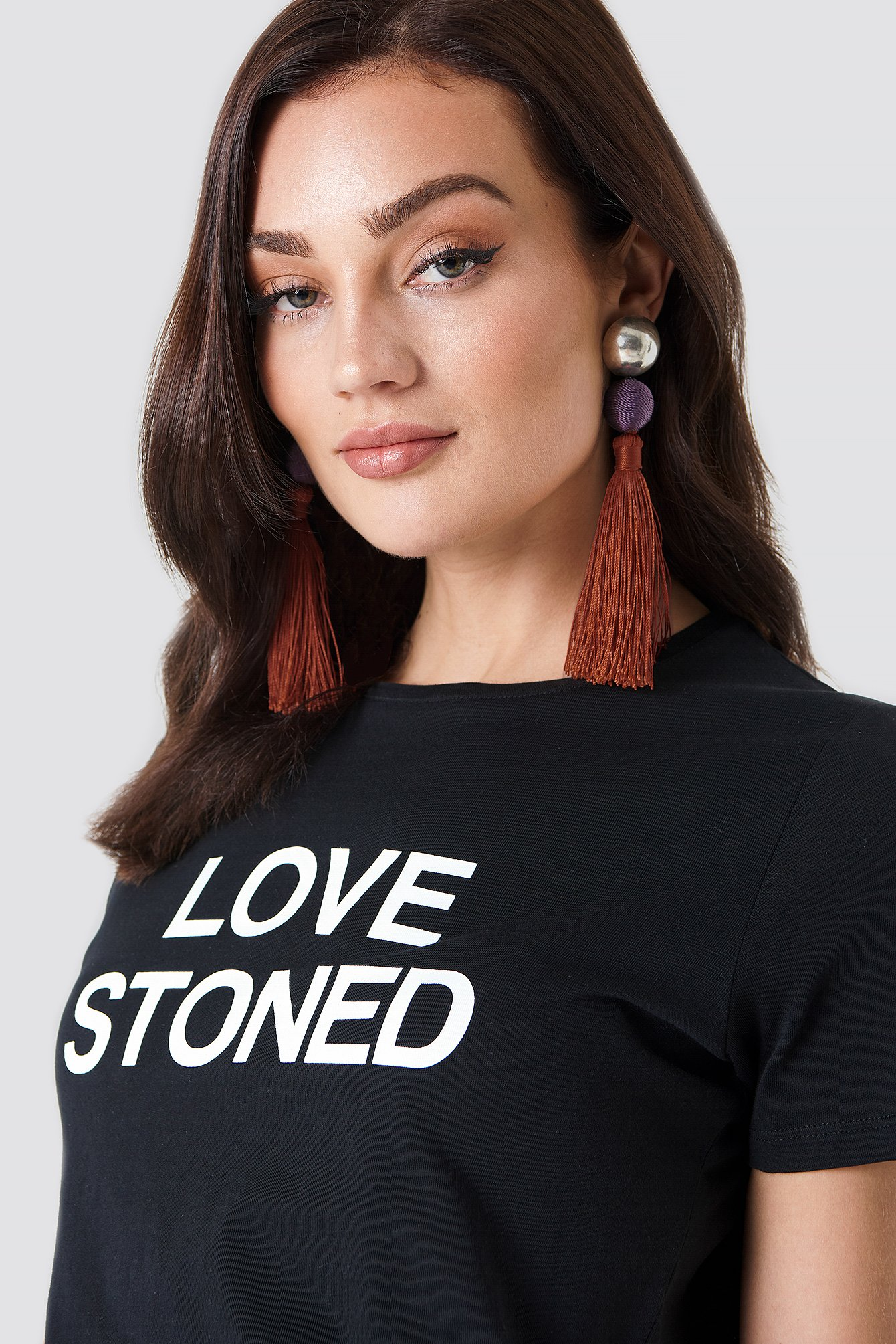 Black Love Stoned Tee