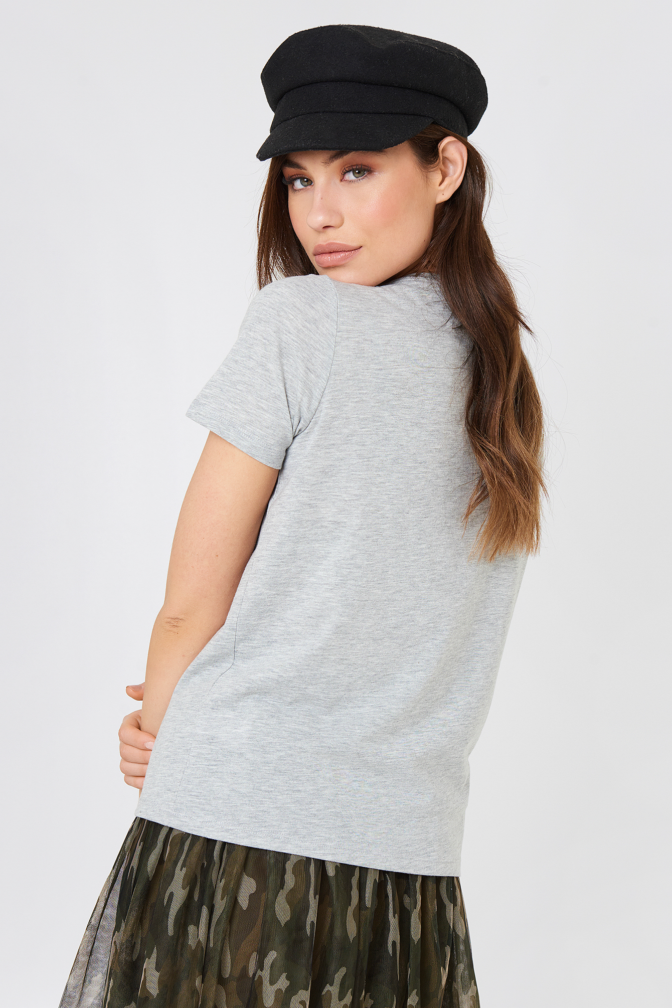 T-shirt Love Stoned NA-KD.COM