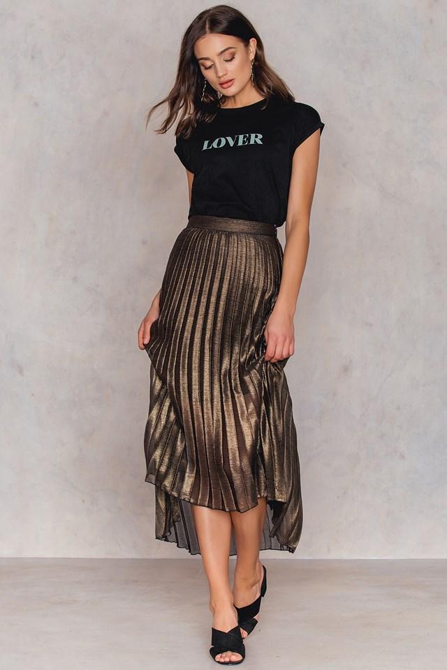 Lover T-shirt NA-KD.COM