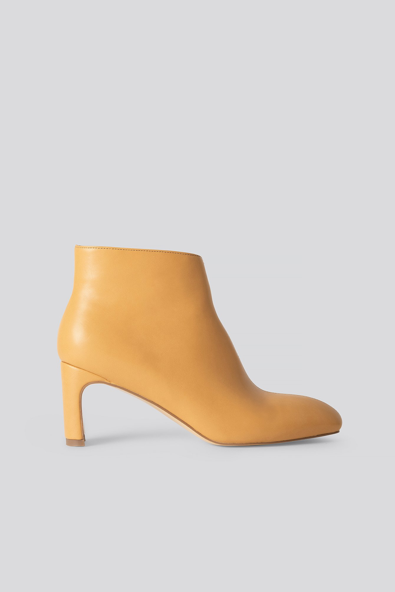 na-kd shoes -  Stiefeletten - Yellow