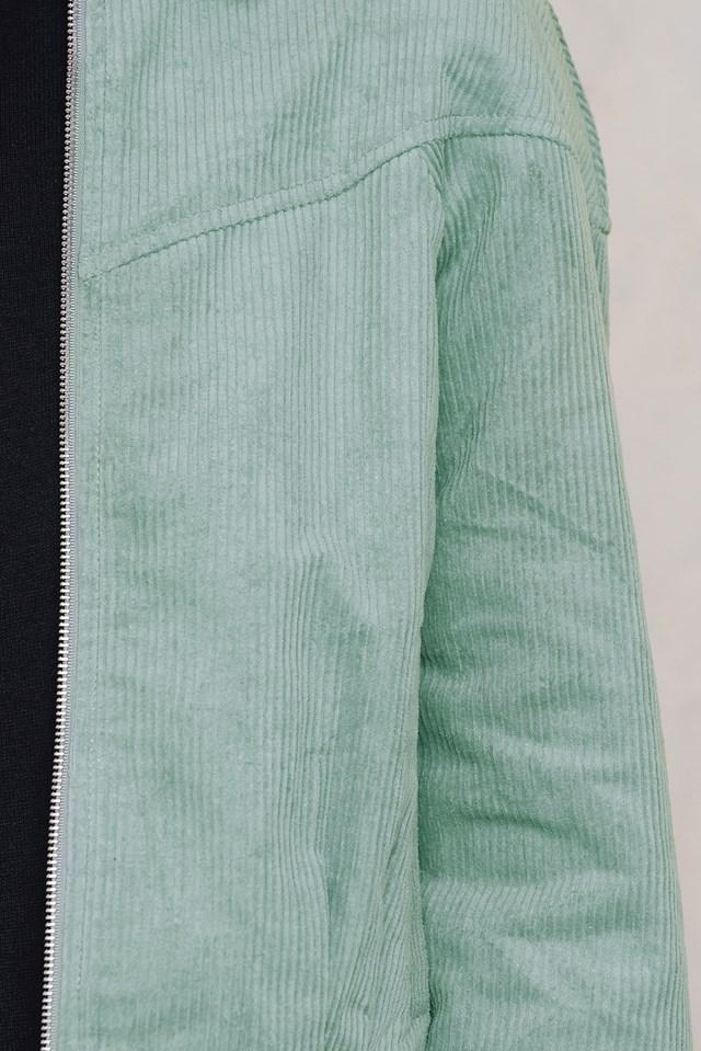 Manchester Jacket Duck Green