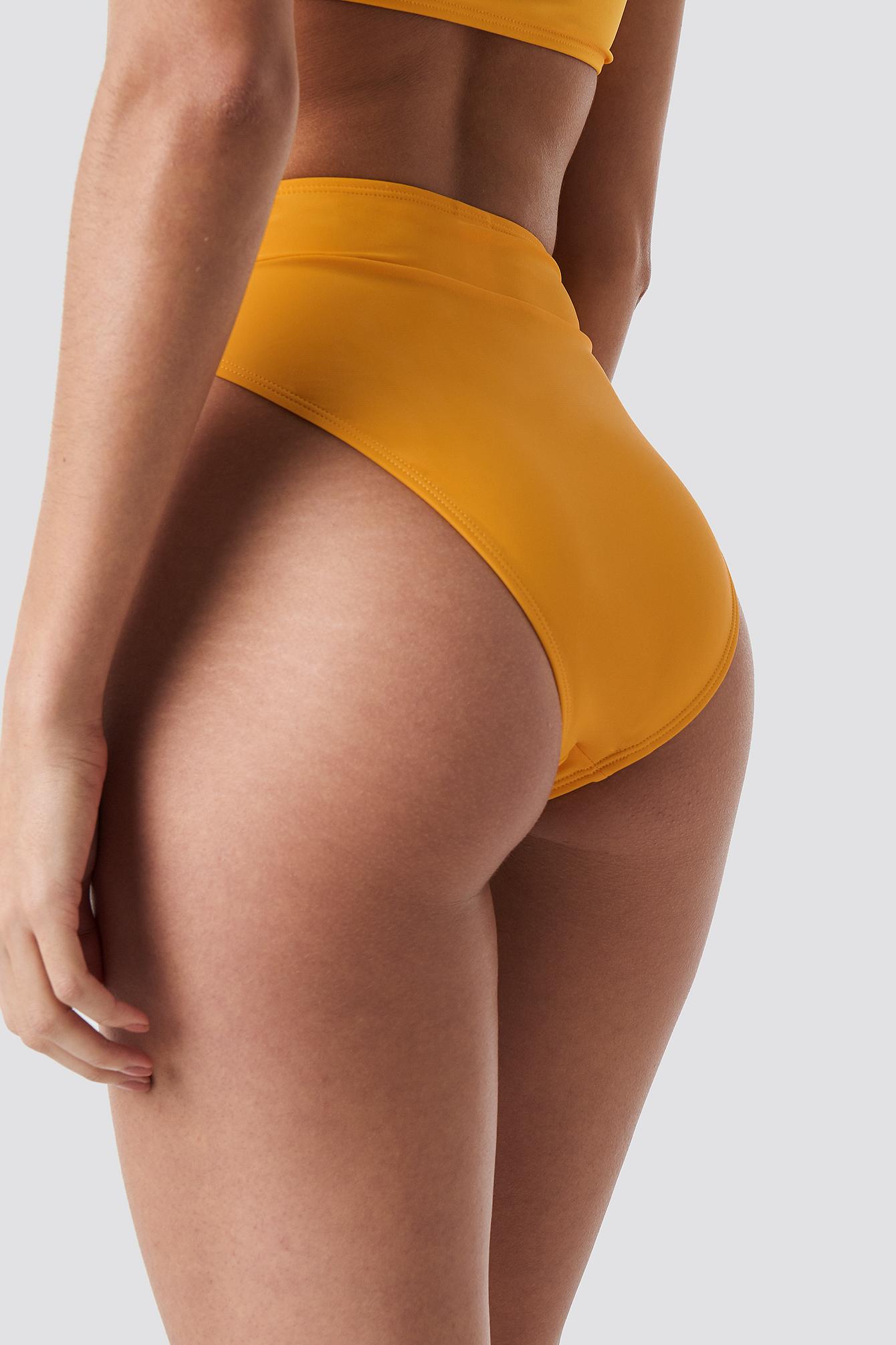 Maxi High Waist Bikini Panty NA-KD.COM