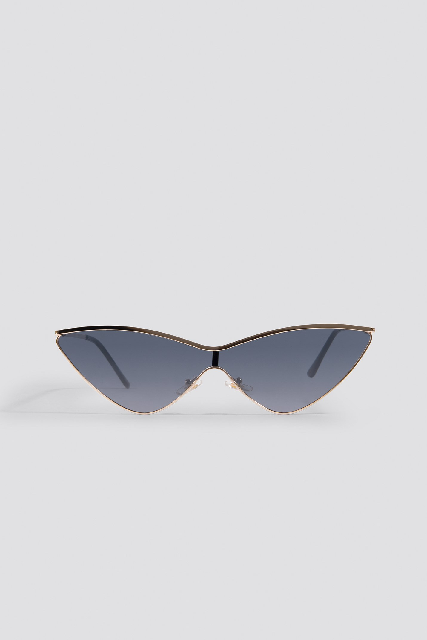 Metal Cateye Sunglasses NA-KD.COM
