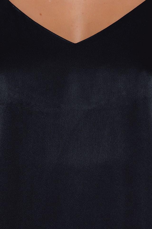 Midi Slip Dress NA-KD.COM