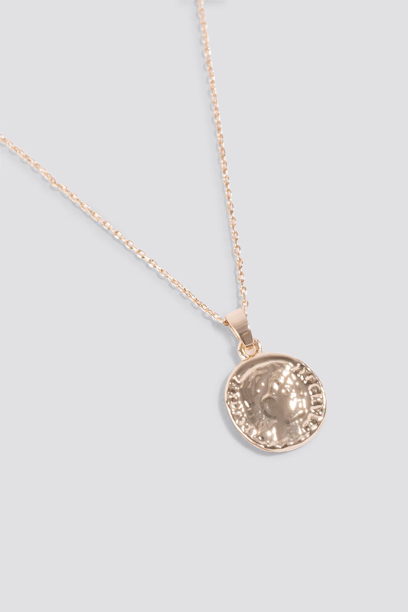 Mini Coin Necklace NA-KD.COM