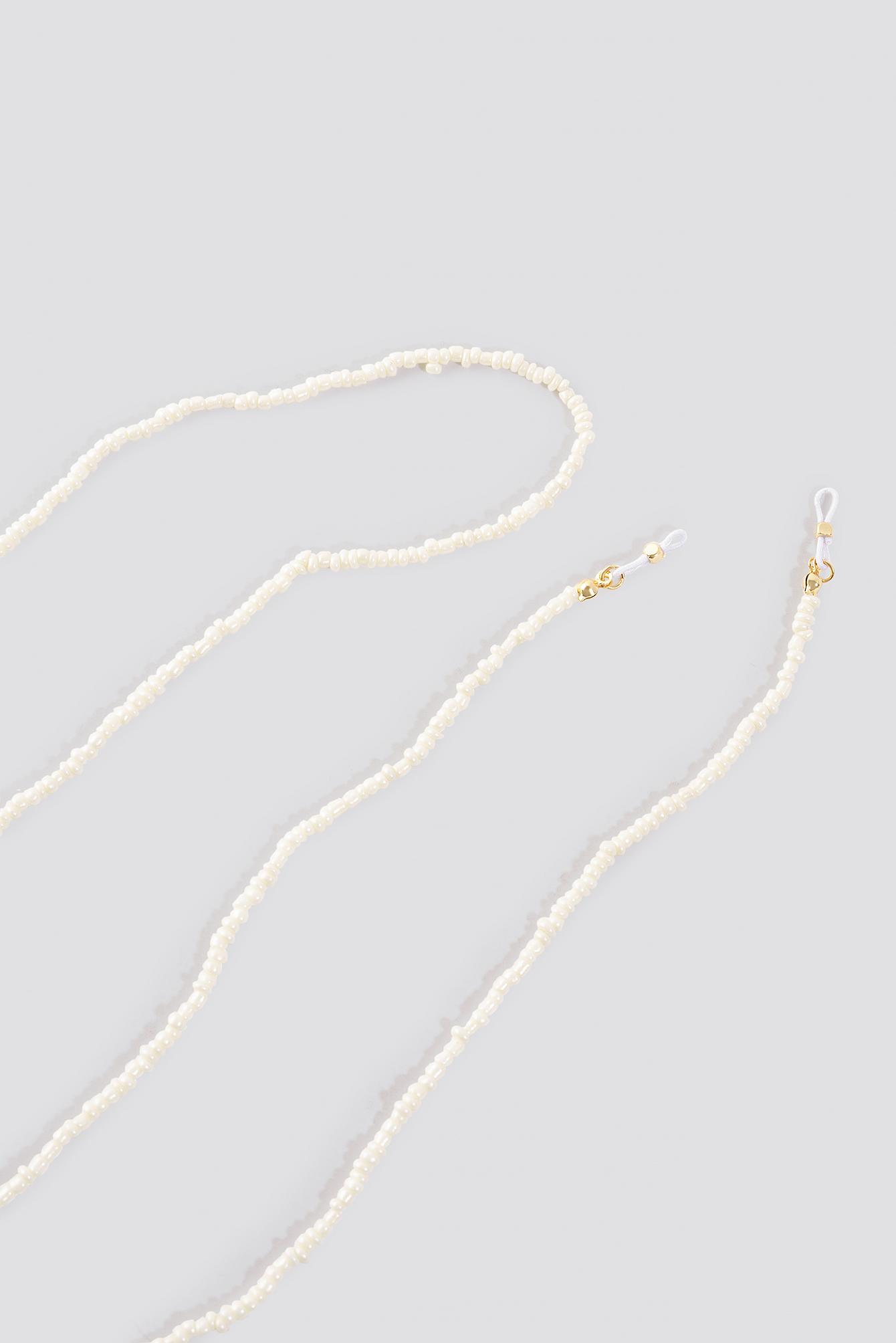 Mini Pearl Sunglass Chain NA-KD.COM