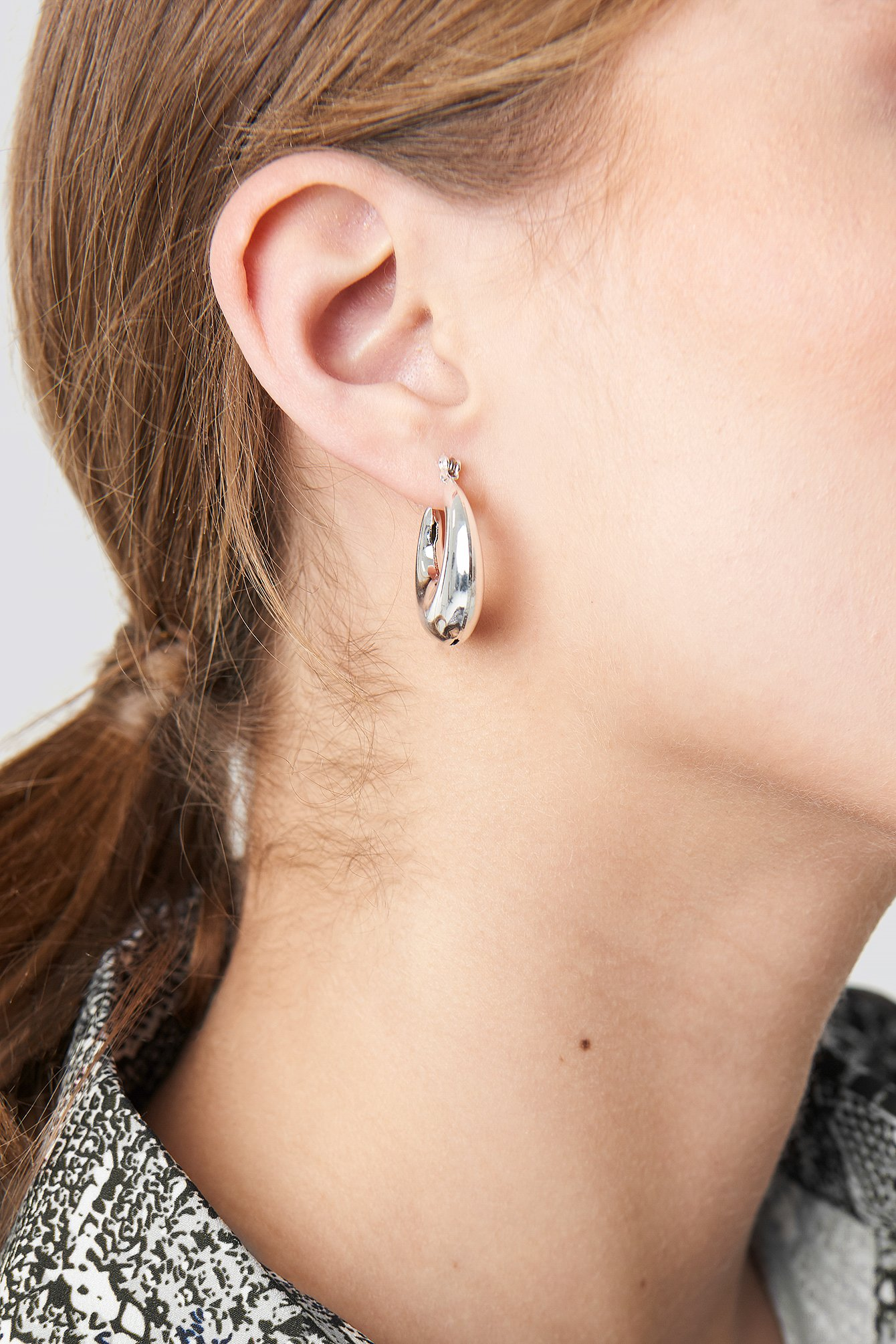 Mini Thick Hoop Earrings NA-KD.COM