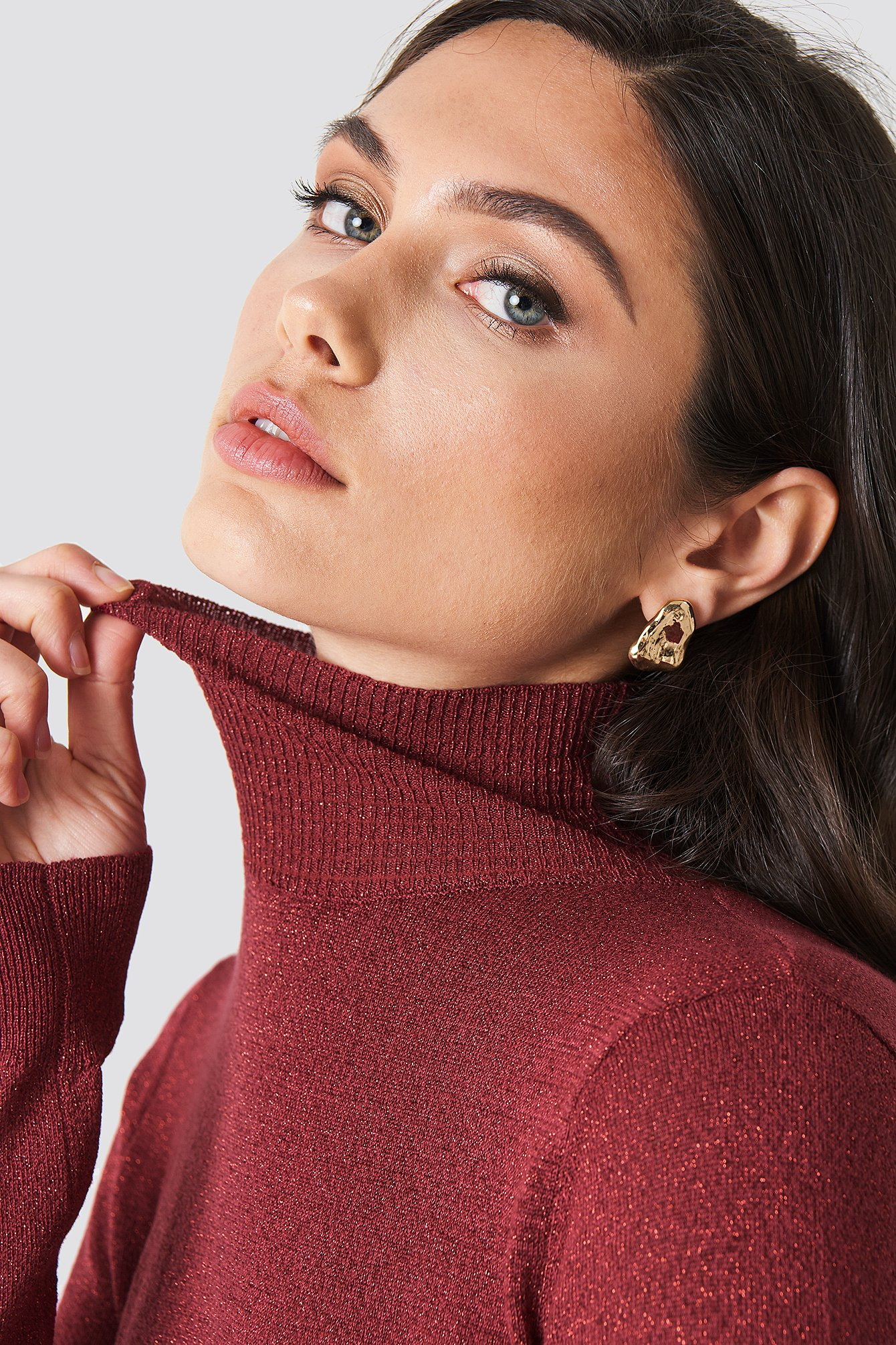 Mini Uneven Stud Earring NA-KD.COM