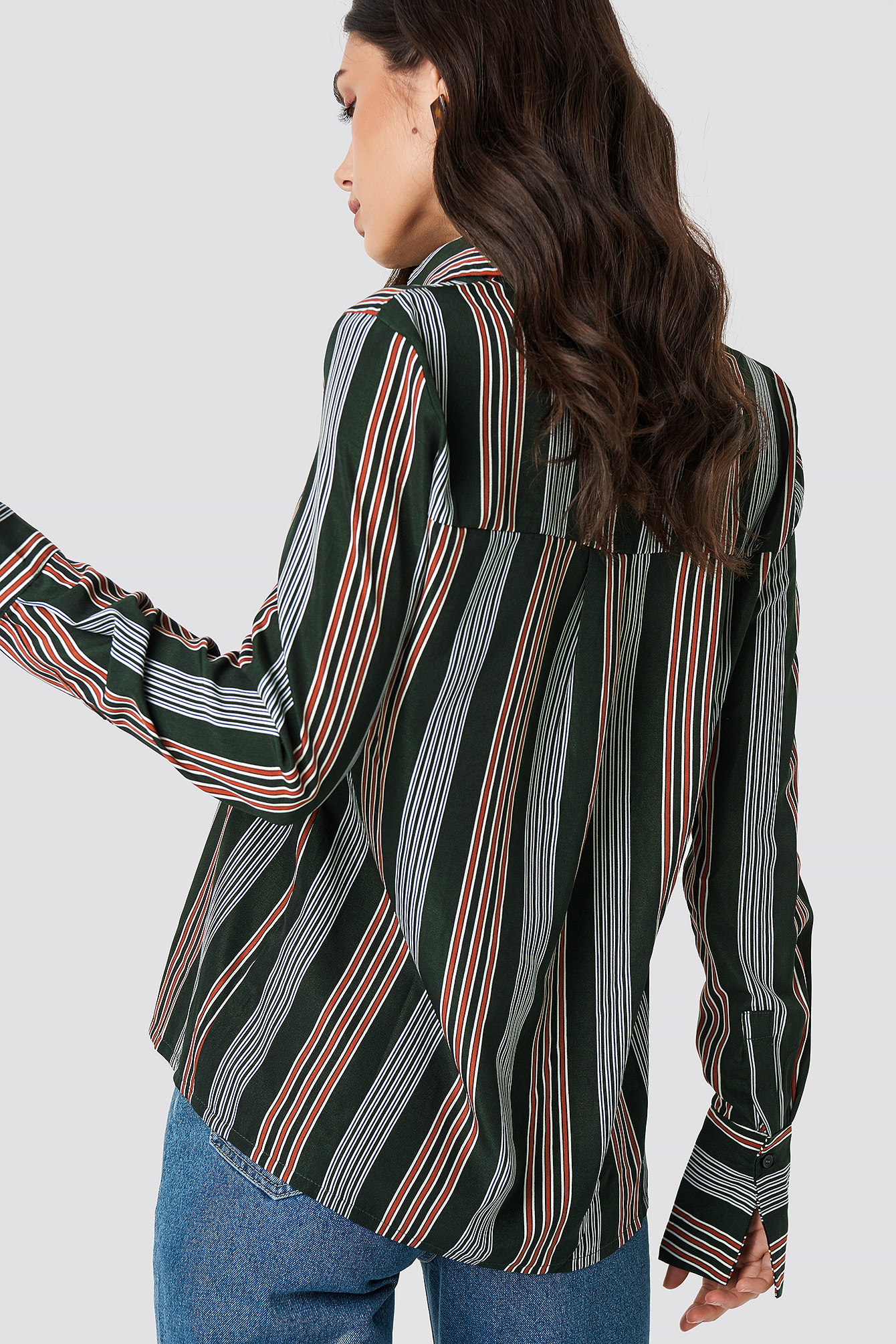 Koszula w paski NA-KD.COM