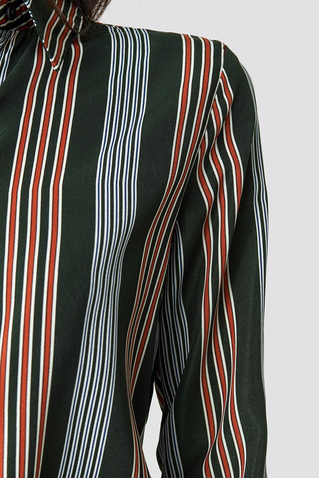 Mixed Stripes Shirt NA-KD.COM