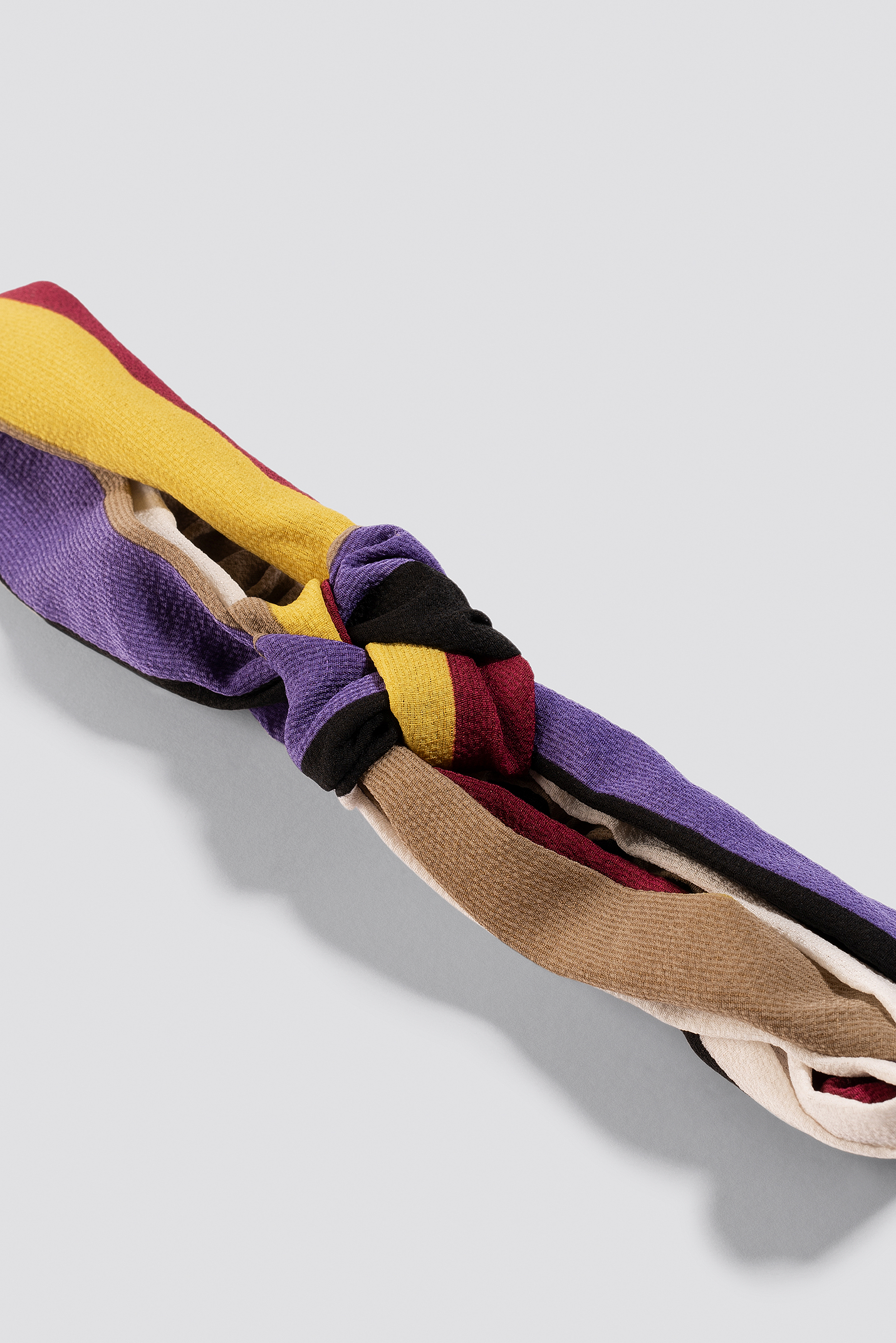 Multicolor Knot Hairband NA-KD.COM
