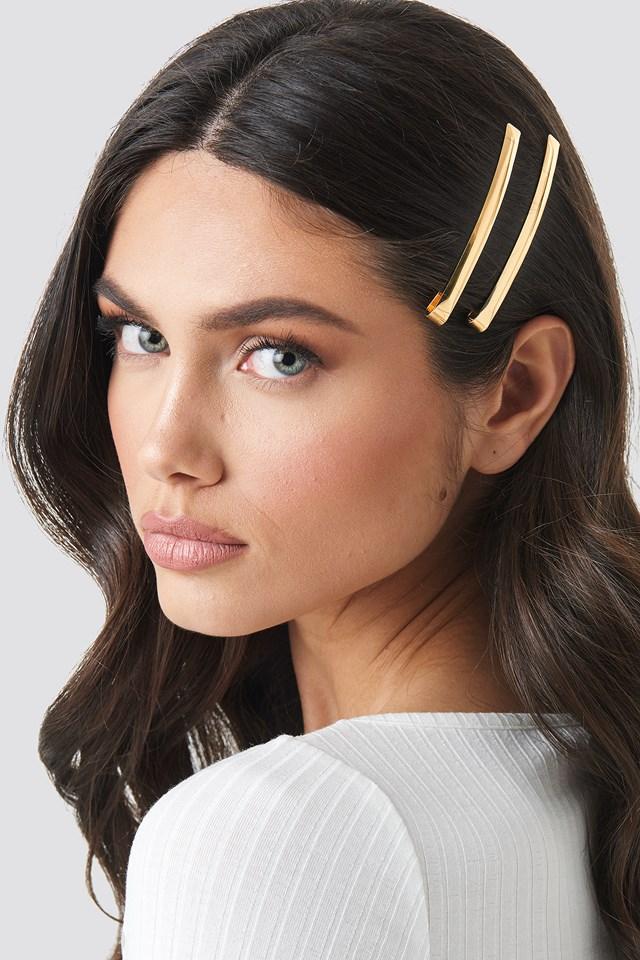 Multipack Basic Metal Hairpins NA-KD.COM