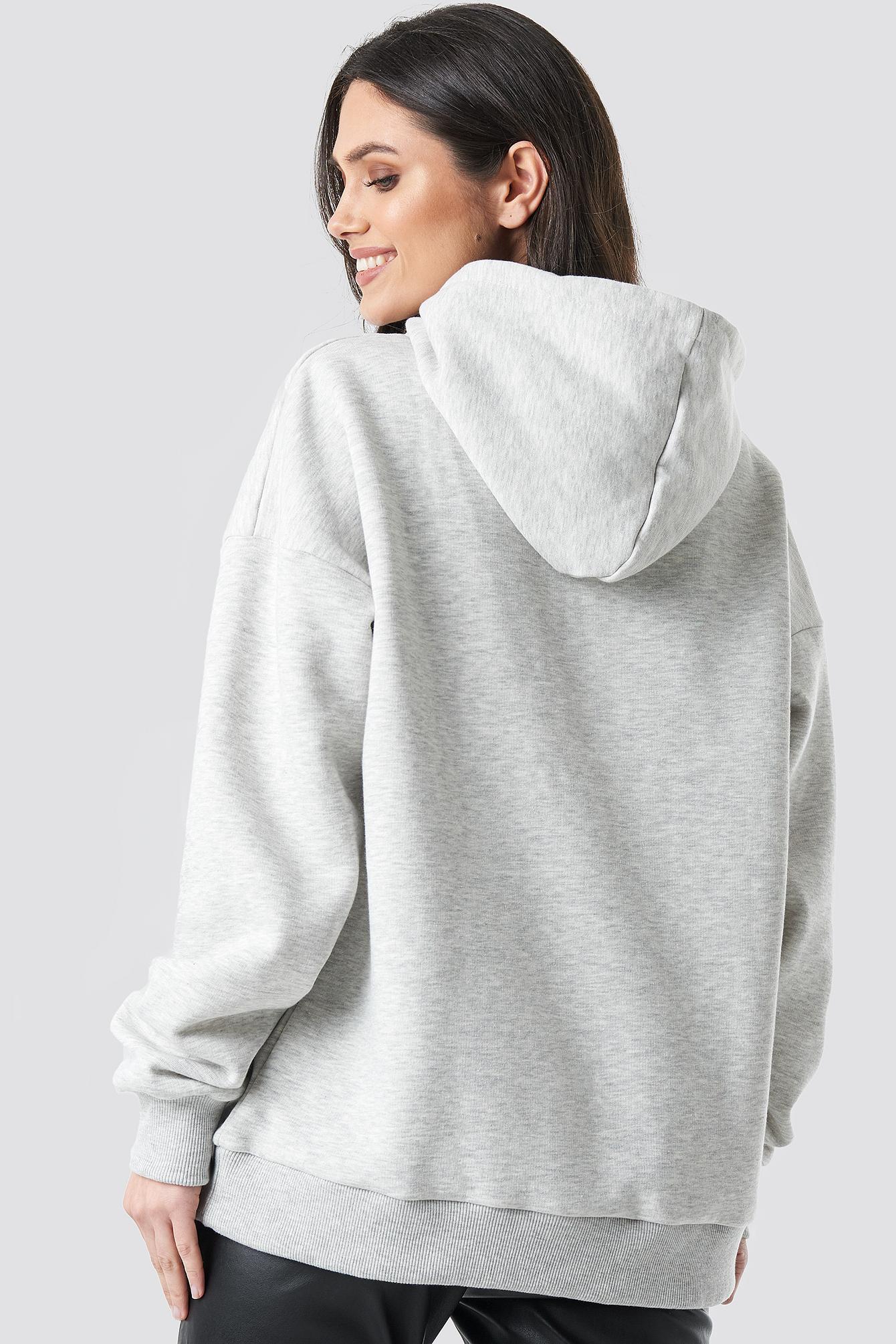My Choice Oversized Hoodie NA-KD.COM