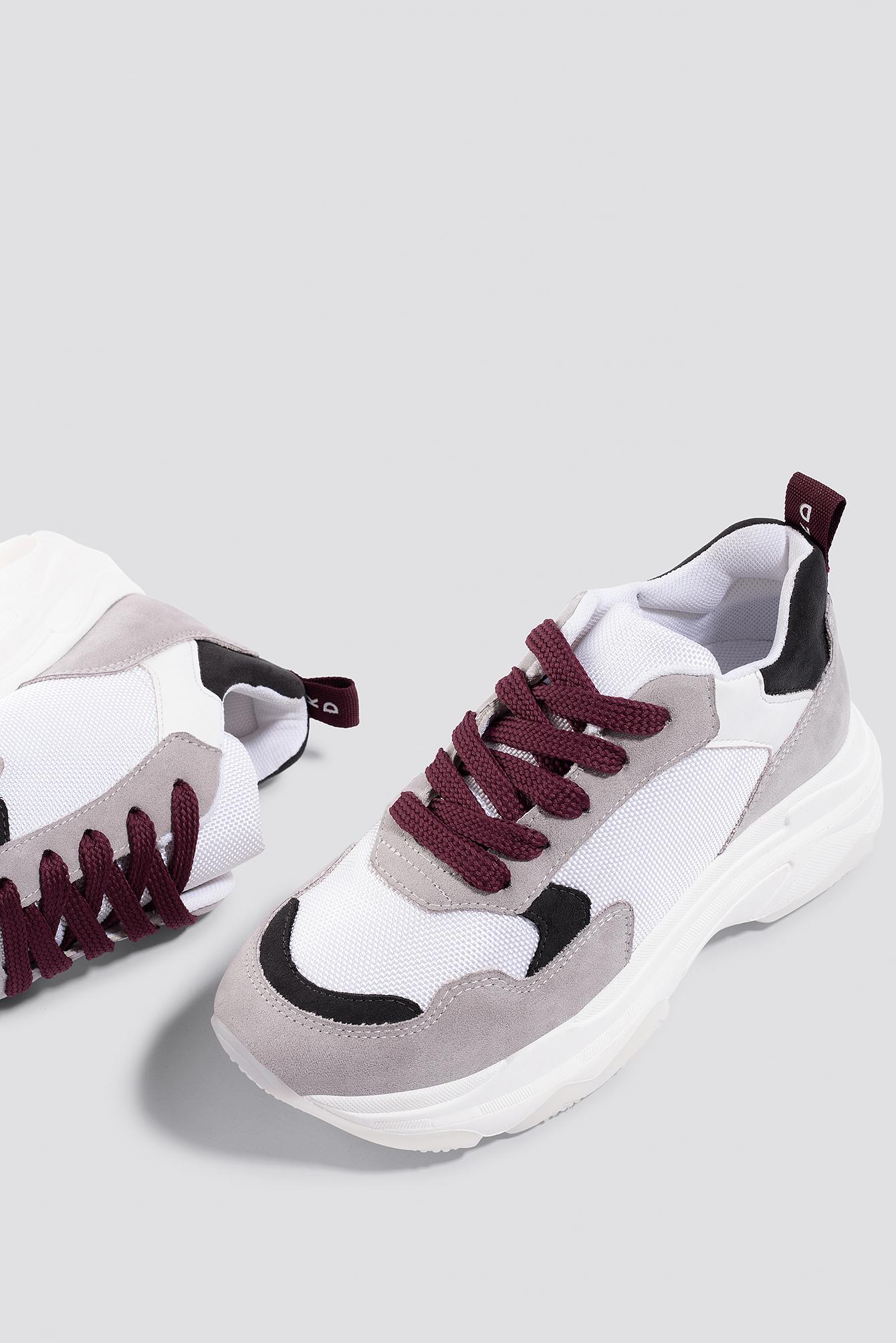 na-kd shoes -  NA-KD Chunky Trainers - Multicolor