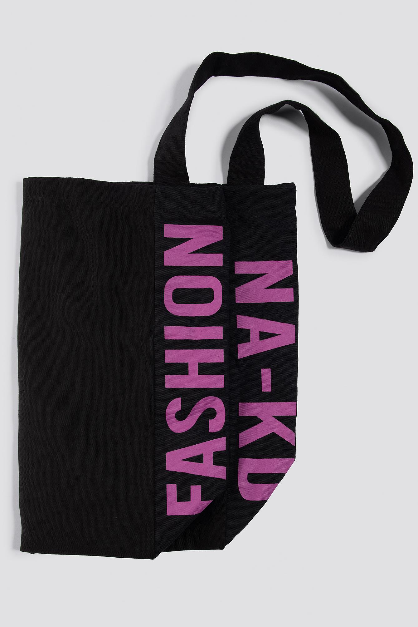 cbb6d08a74577 Na Kd Fashion Tote Bag Black