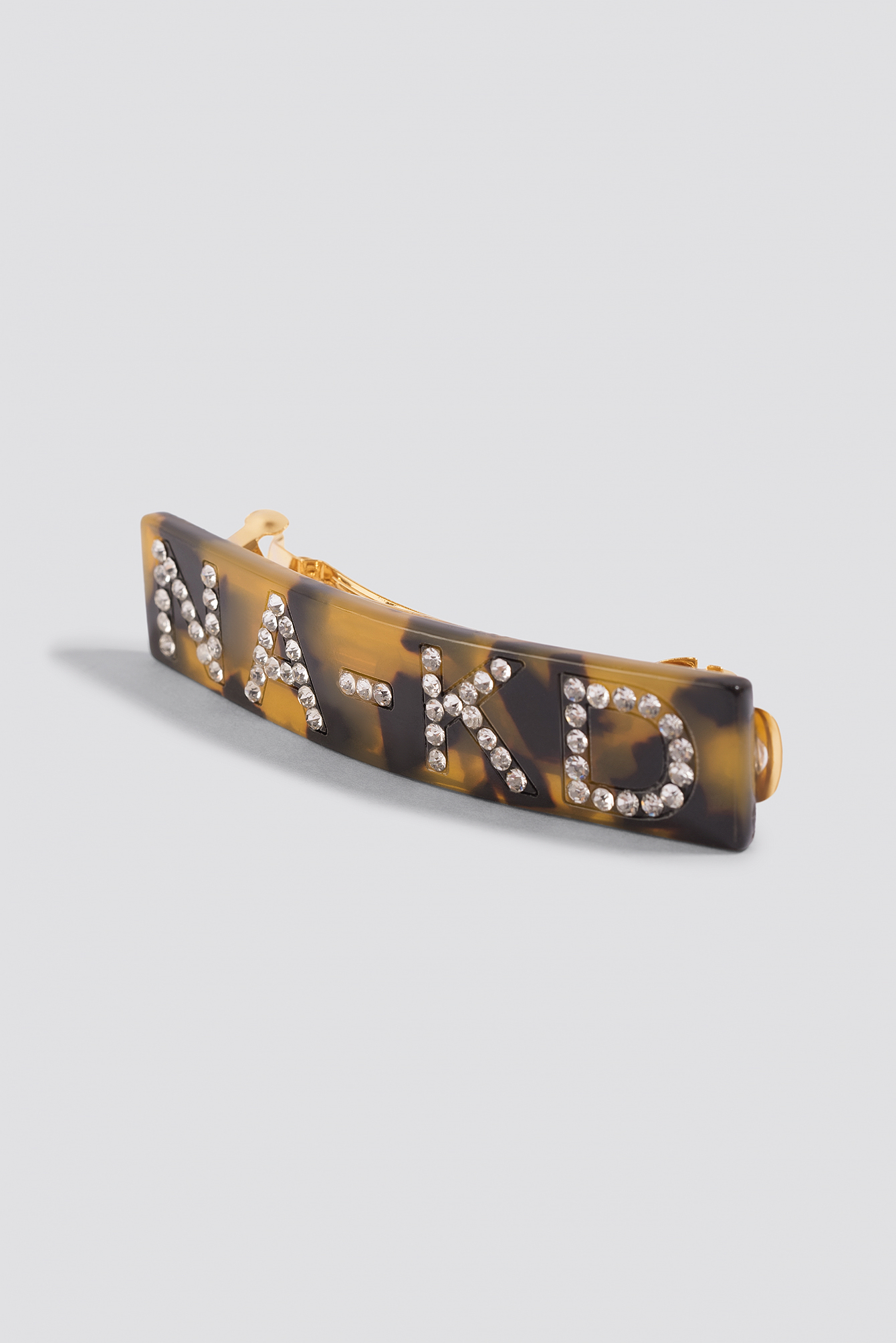 NA-KD Resin Hairclip NA-KD.COM