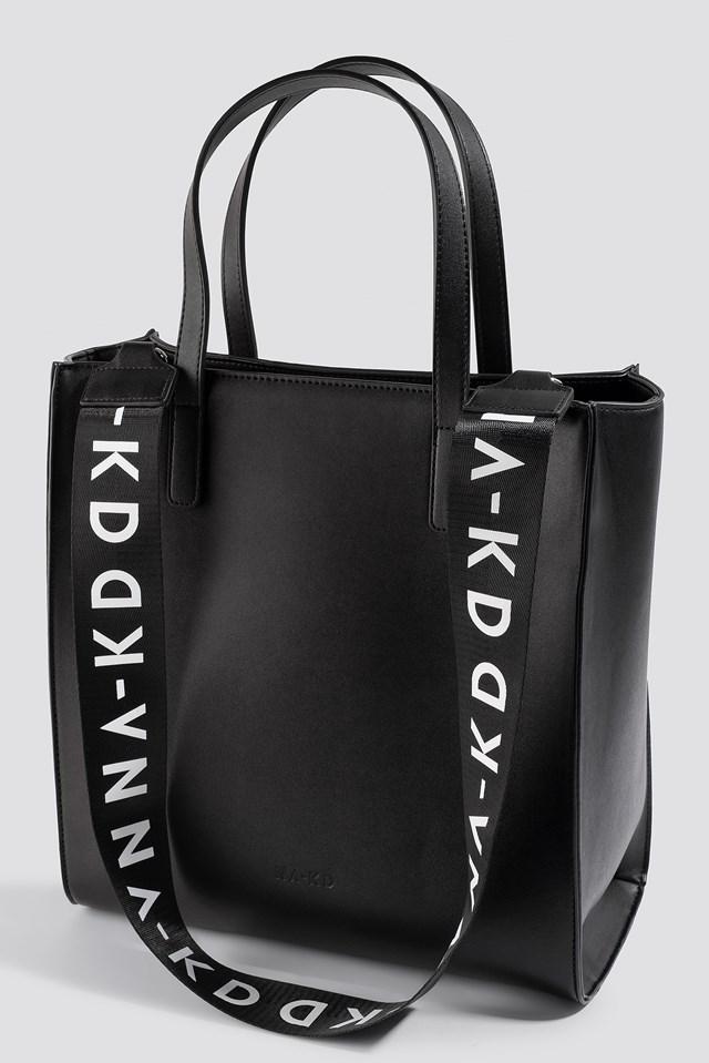 NA-KD Shopper Black