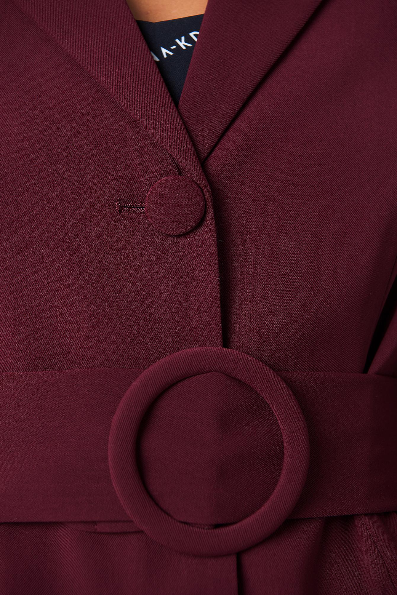 Wide Belted Blazer NA-KD.COM