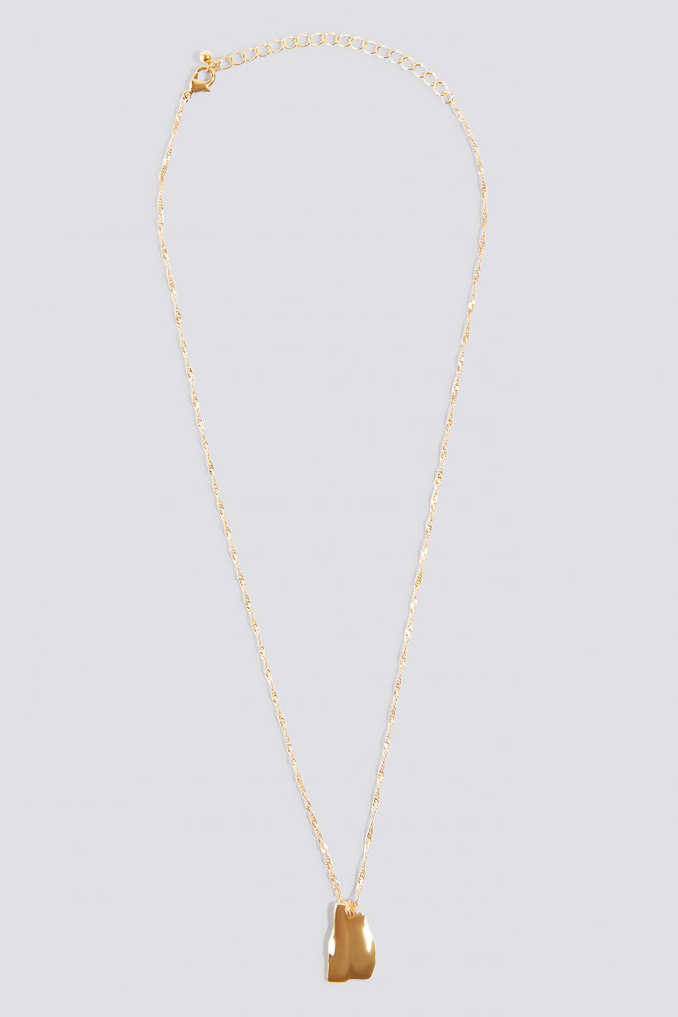 Naked Bottom Necklace NA-KD.COM