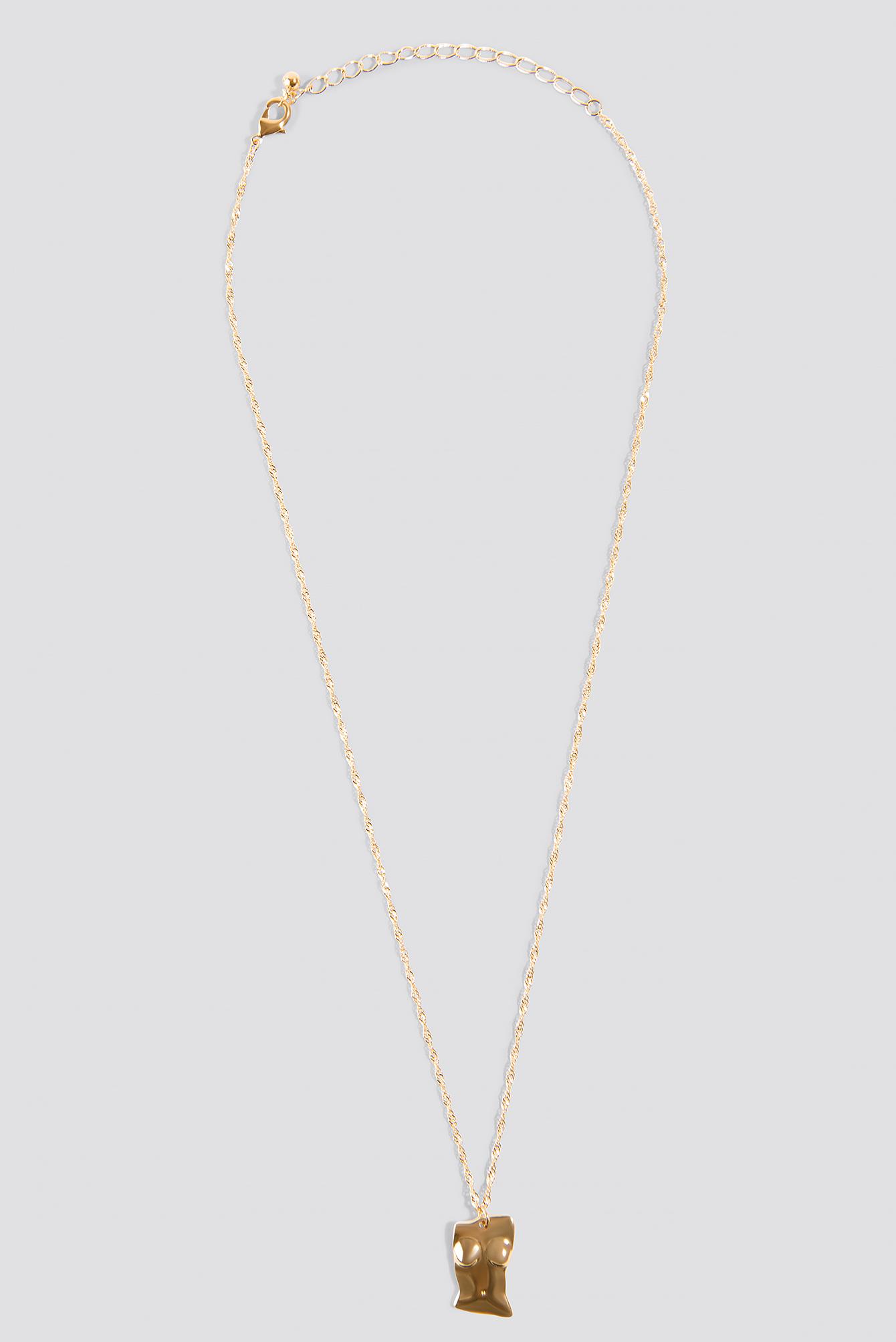 Naked Top Necklace NA-KD.COM