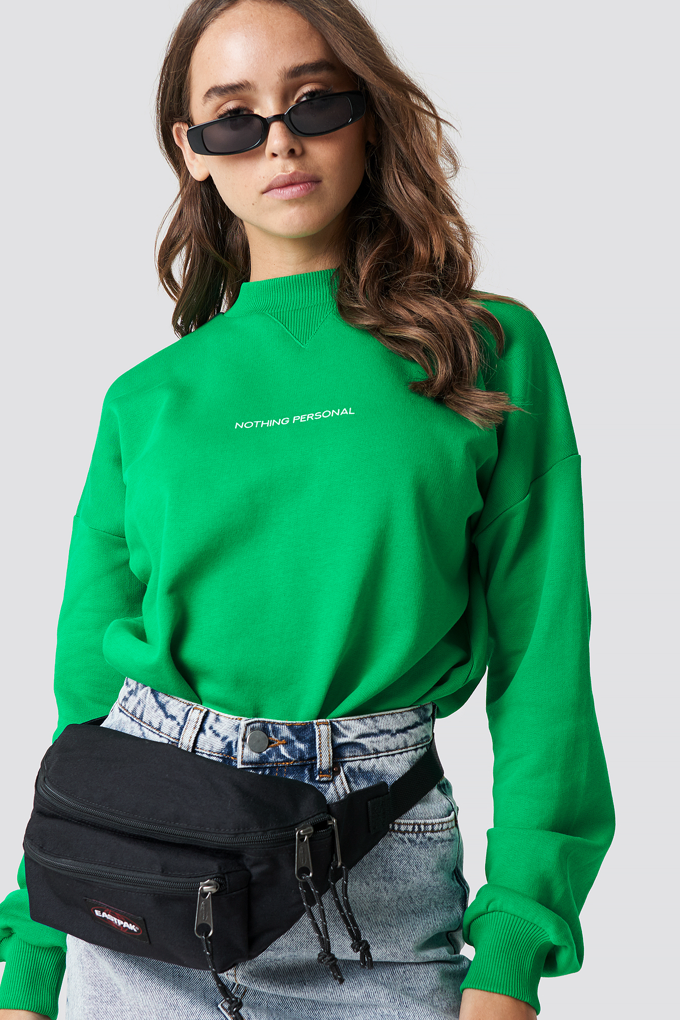 Nothing Personal Sweater NA-KD.COM