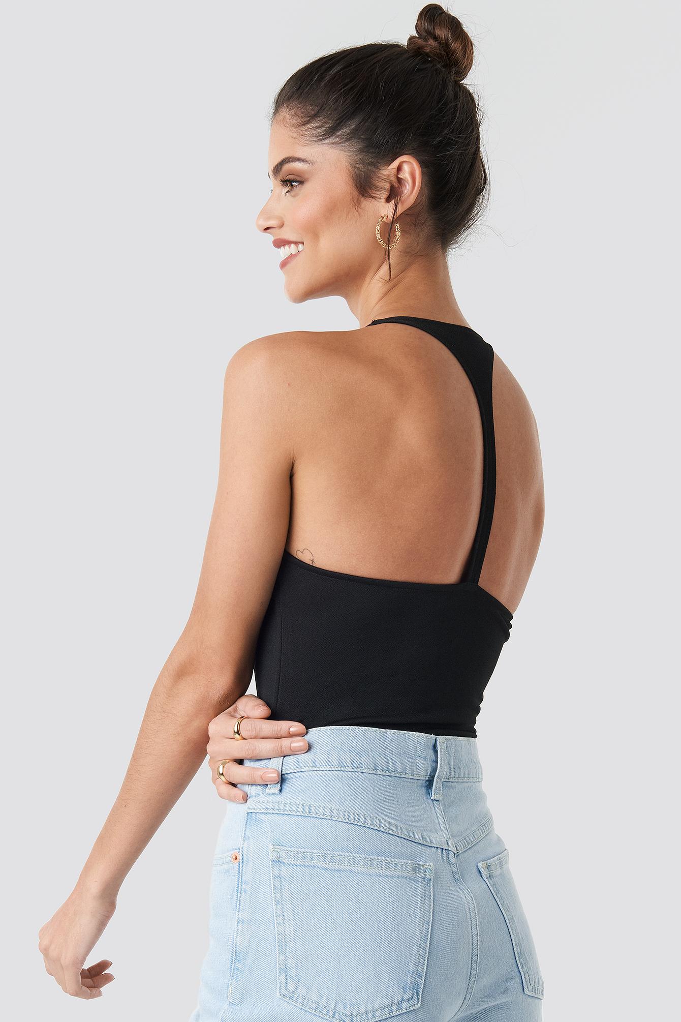 Open Back Strap Detail Body NA-KD.COM