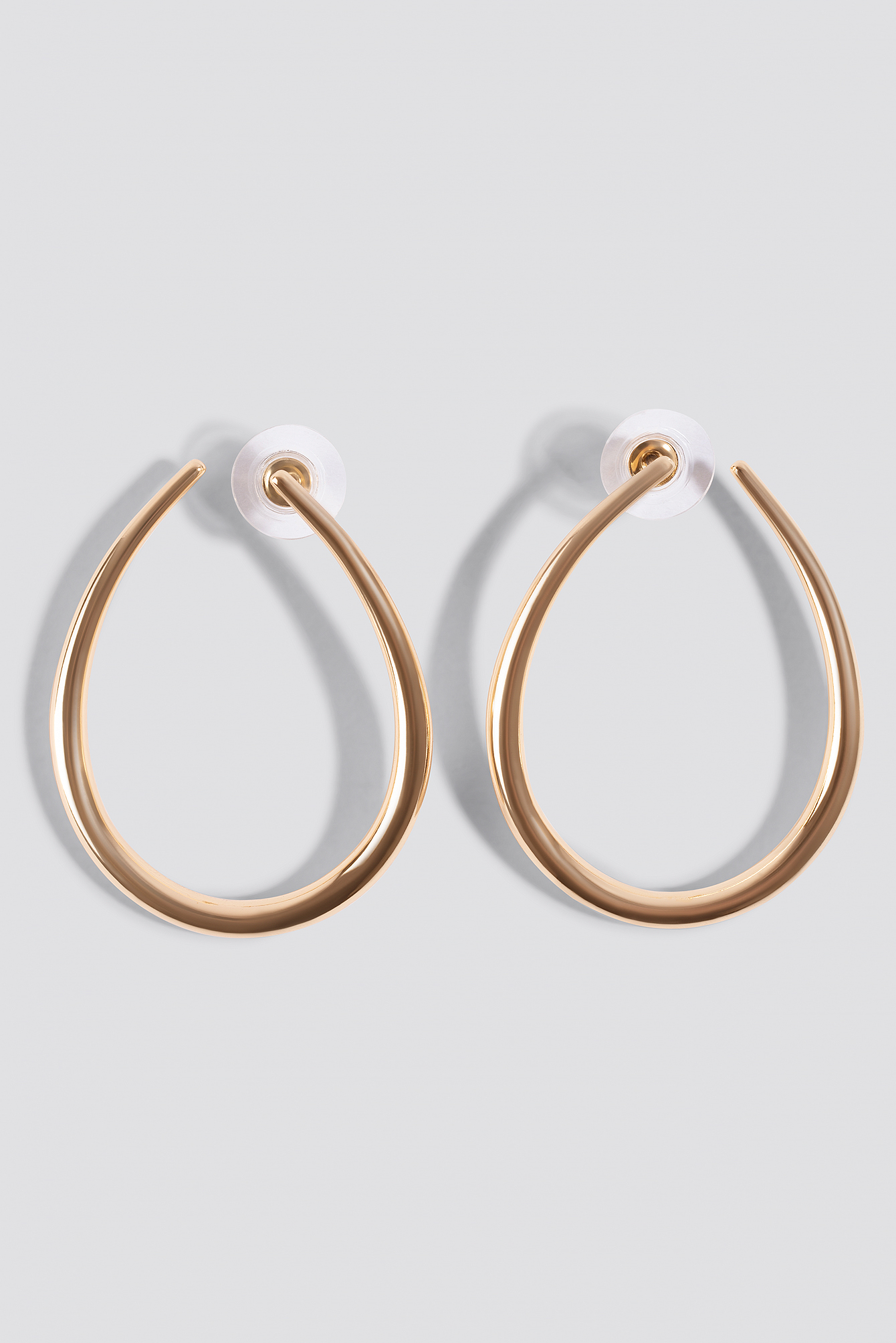 Open Top Hoop Earrings NA-KD.COM