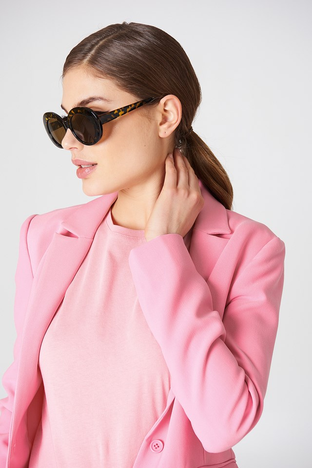 Oval Sunglasses NA-KD.COM