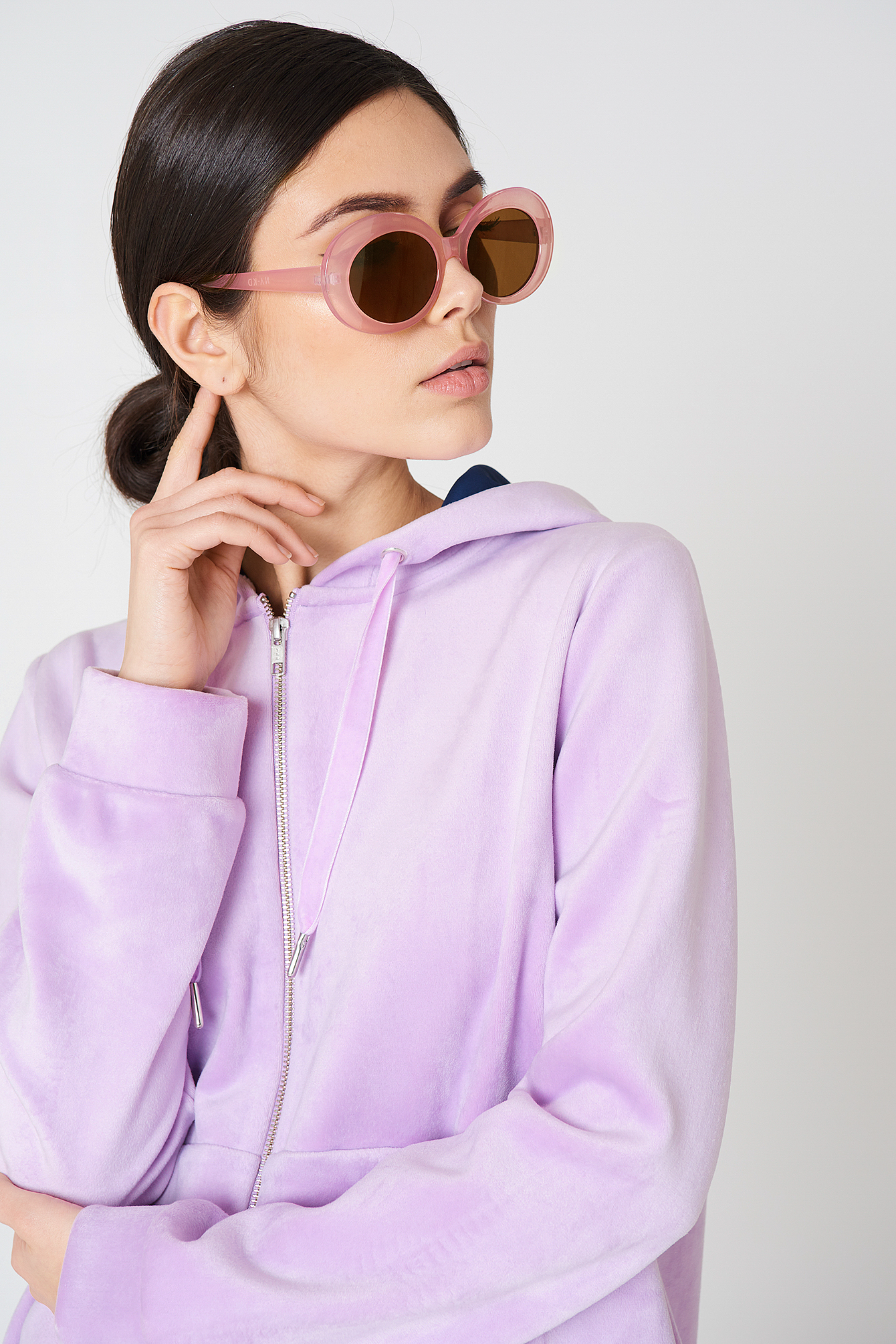 Oval Sunglasses NA-KD.COM