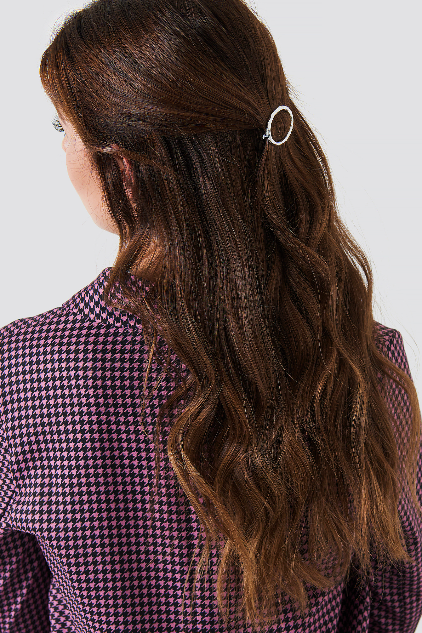 Oval Uneven Hairclip NA-KD.COM