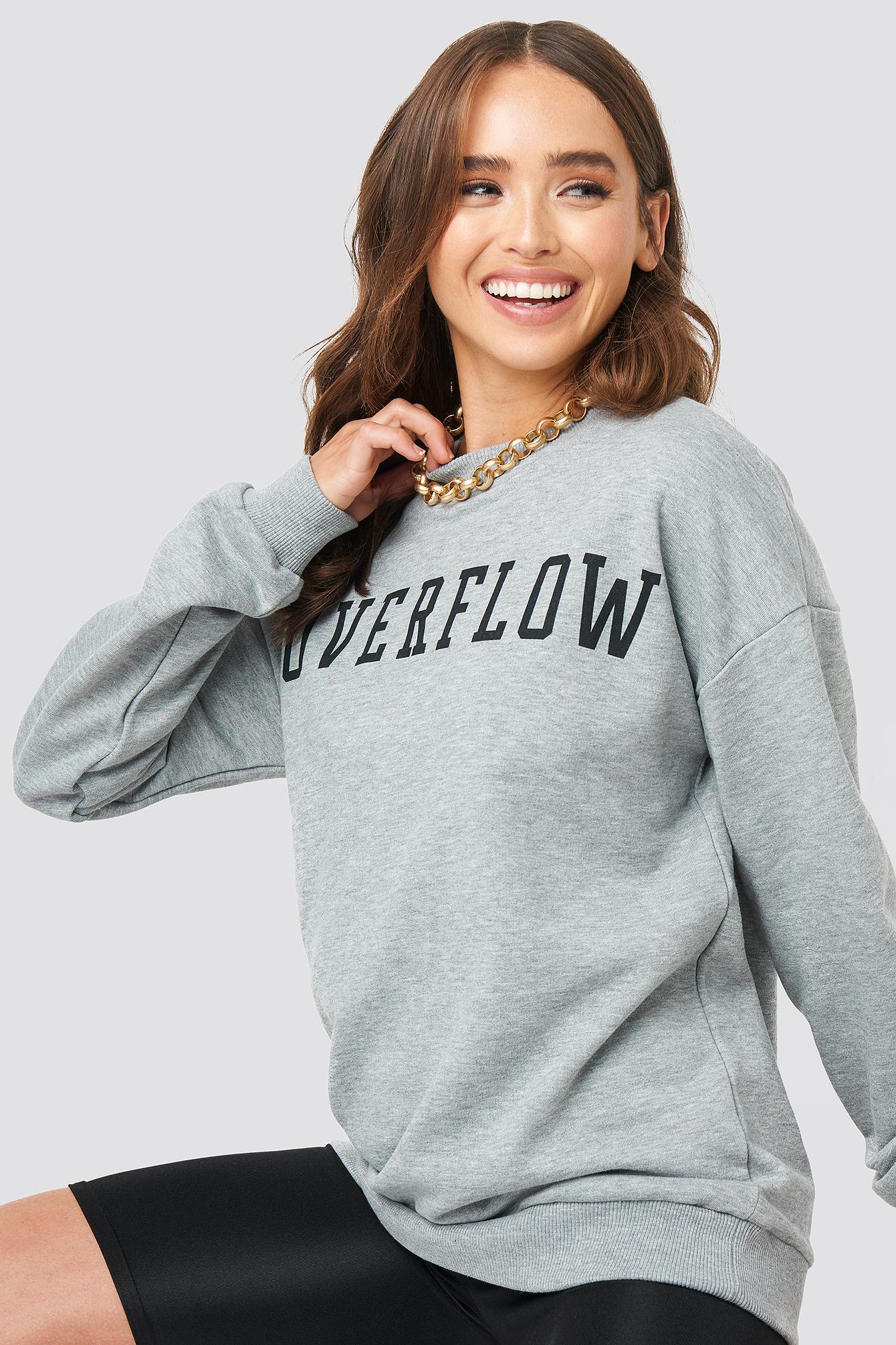 Overflow Sweatshirt NA-KD.COM