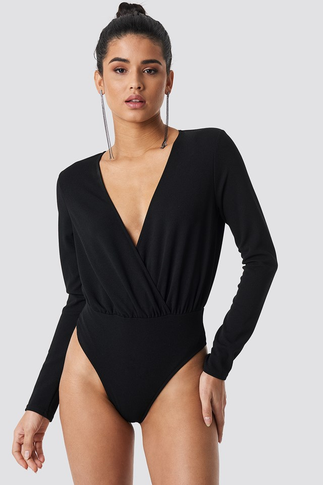 Overlap Body Black