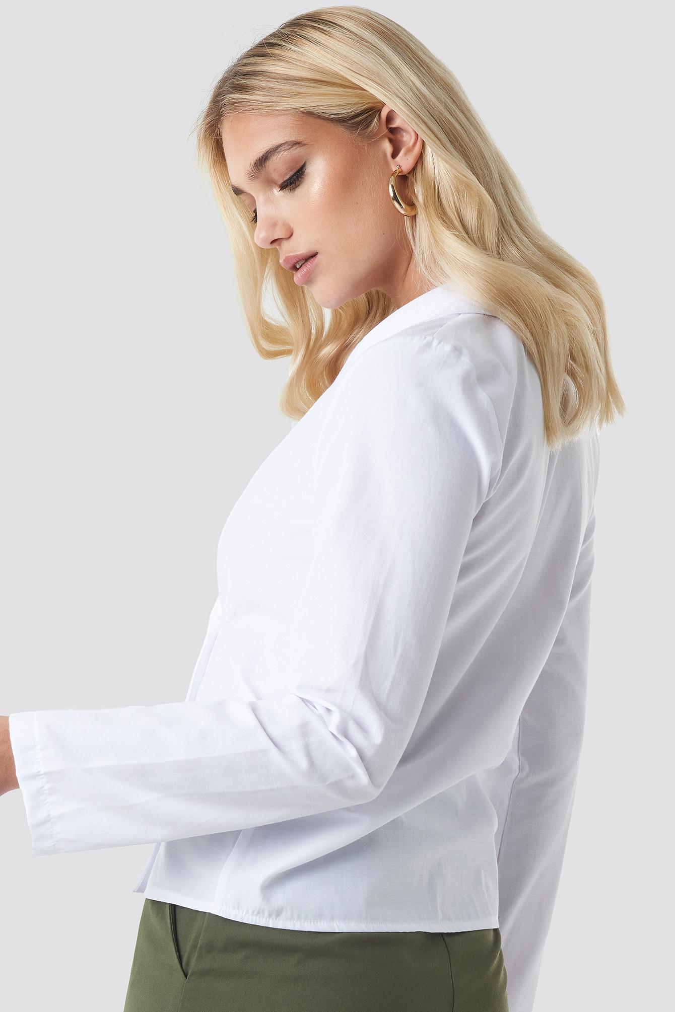 Overlap Shirt NA-KD.COM