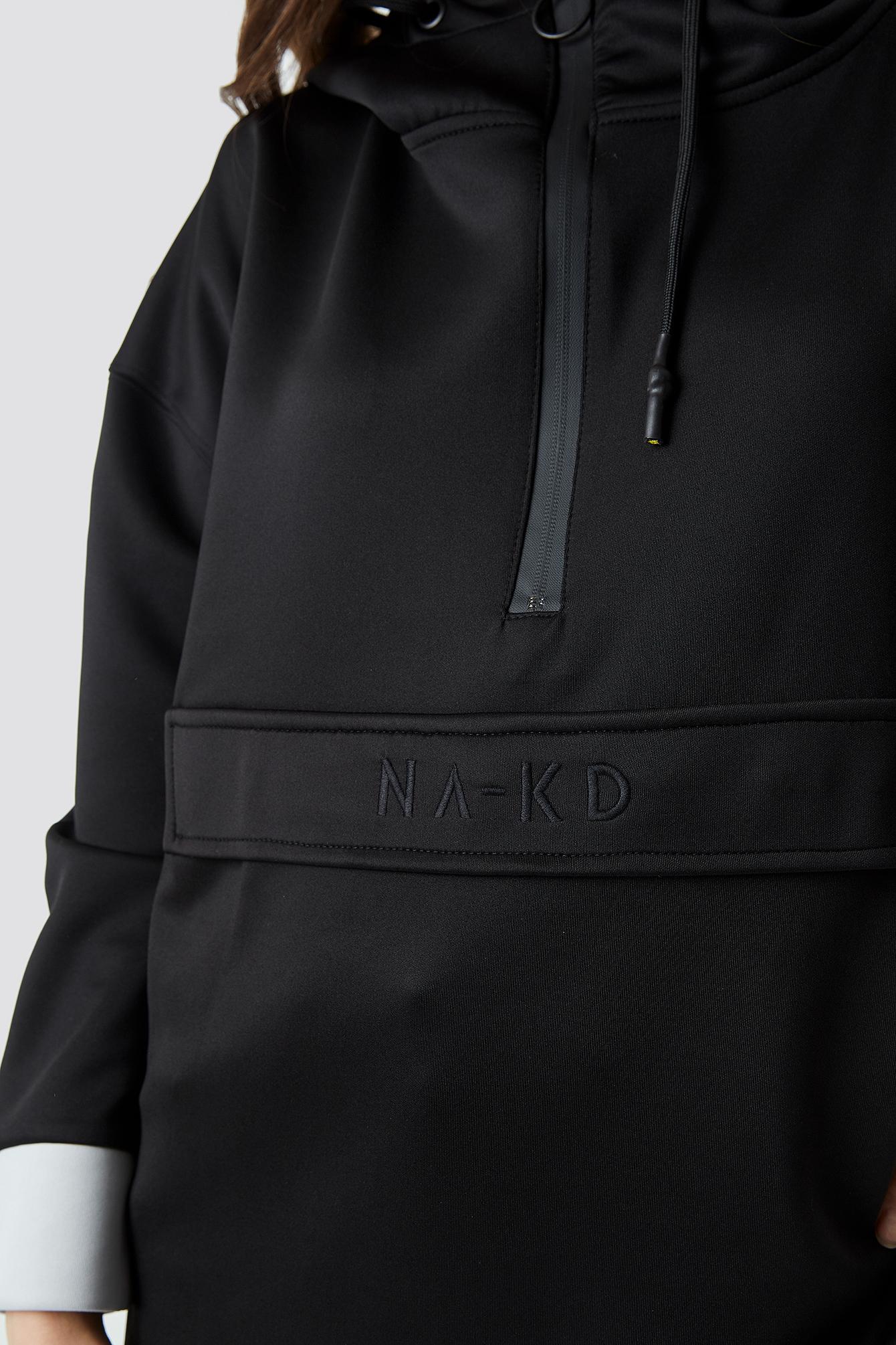 Oversize Pouch Pocket Hoodie NA-KD.COM