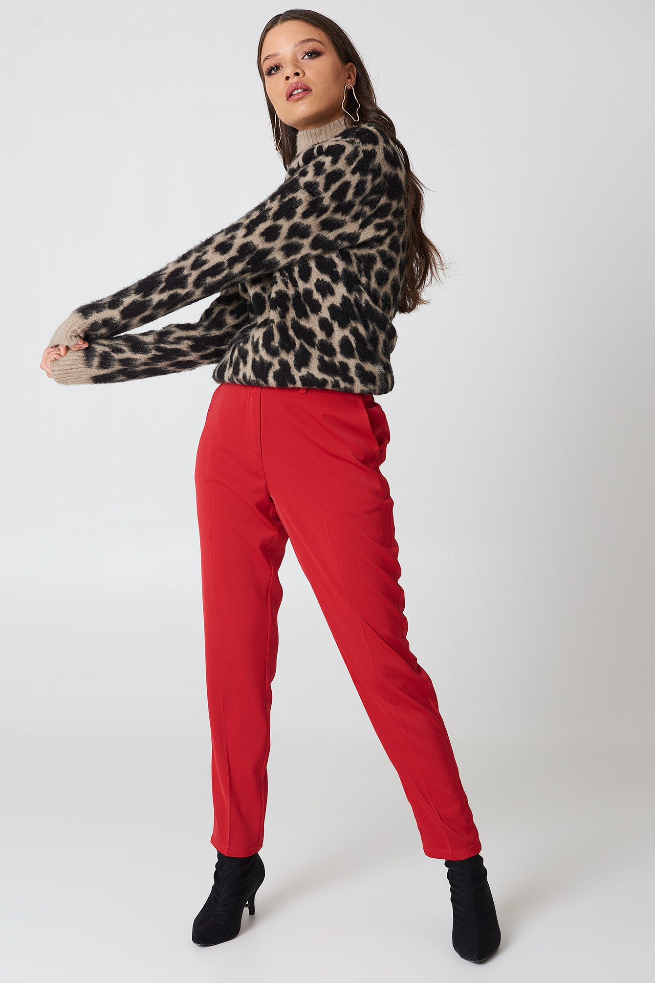 Oversized Leo Sweater NA-KD.COM