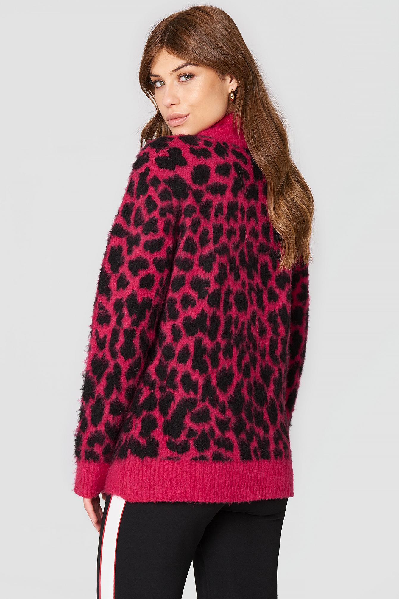 Oversizowy sweter Leo NA-KD.COM