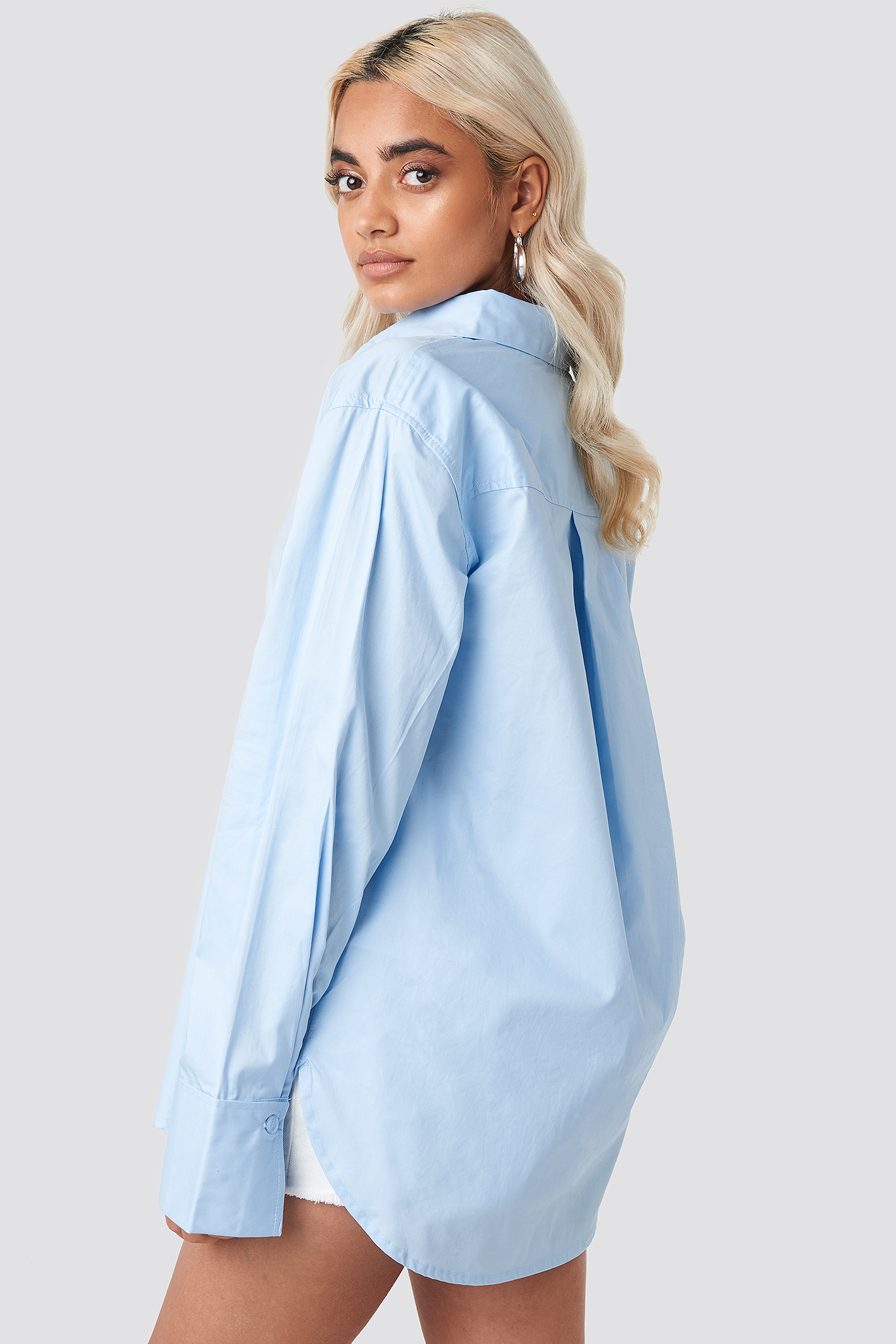 Oversized Shirt NA-KD.COM